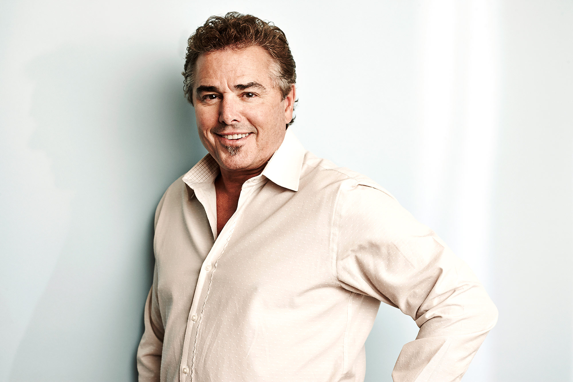 BEVERLY HILLS, CA - JULY 11: Actor Christopher Knight poses for a portrait at the Summer TCA Portrait Session 2014 on July 11, 2014 in Beverly Hills, California. (Photo by Maarten de Boer/Getty Images)