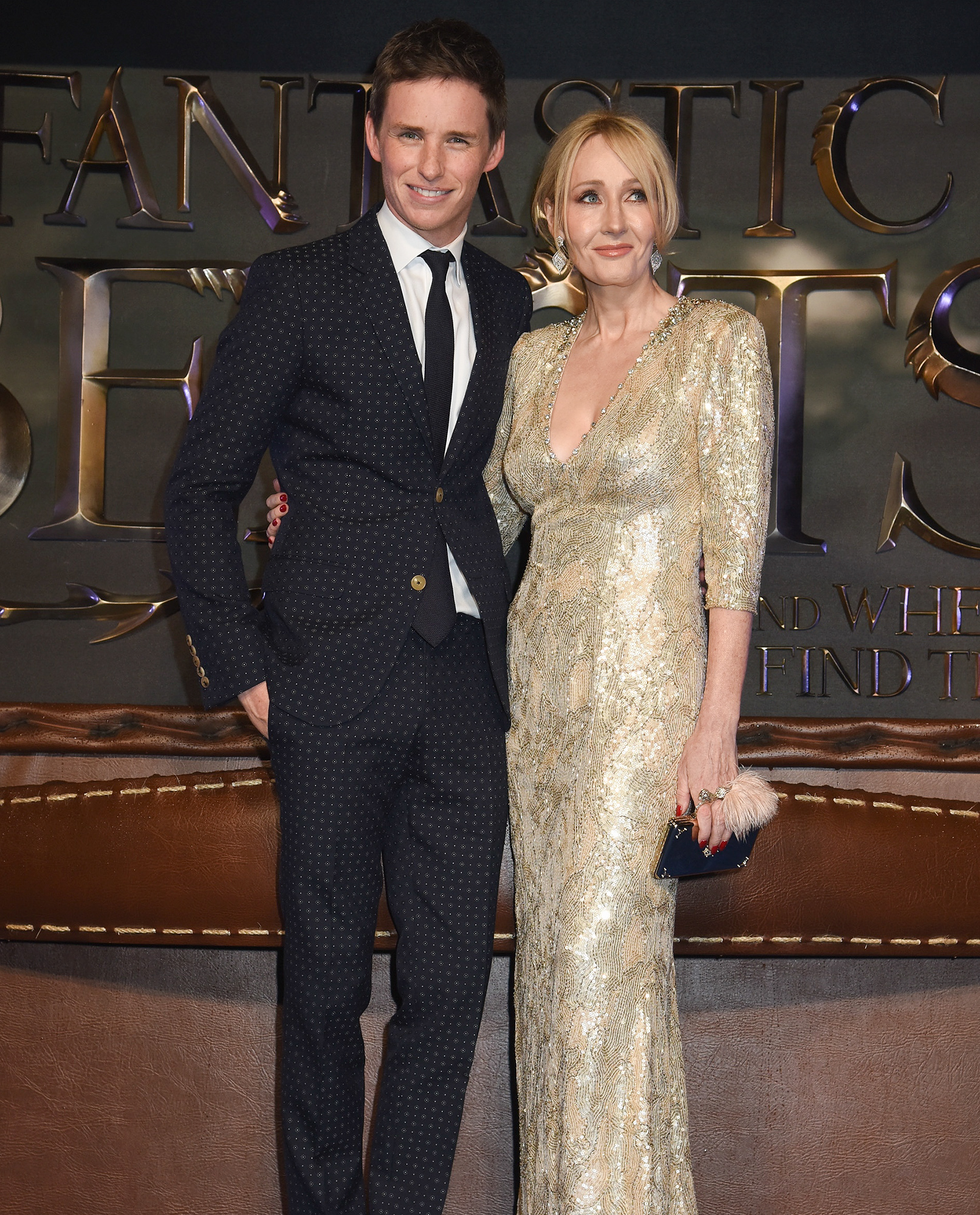 """""""Fantastic Beasts And Where To Find Them"""" European Premiere - VIP Arrivals"""