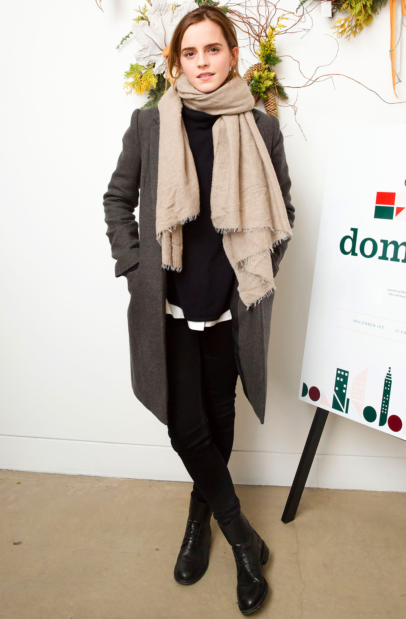 Domino Magazine Holiday Pop Up, New York, USA - 01 Dec 2016