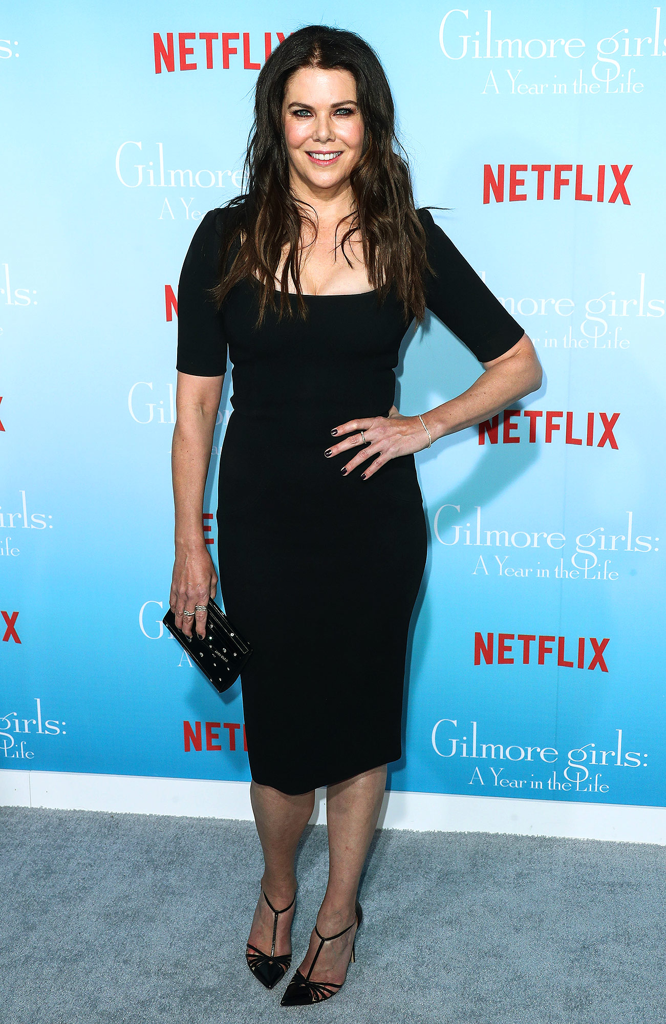 Los Angeles Premiere Of Netflix's 'Gilmore Girls: A Year In The Life'