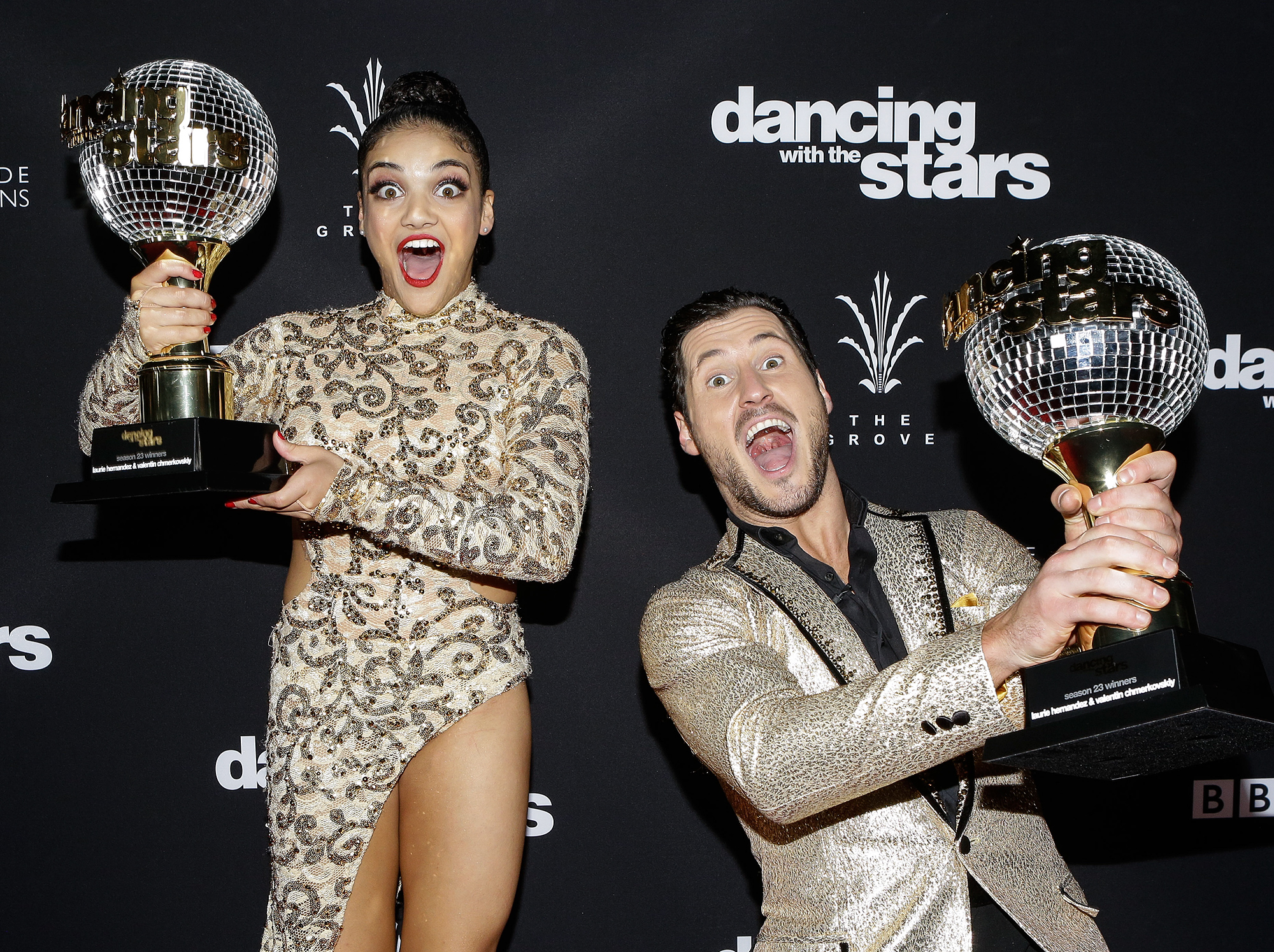"The Grove Hosts ""Dancing With The Stars"" Live Finale"