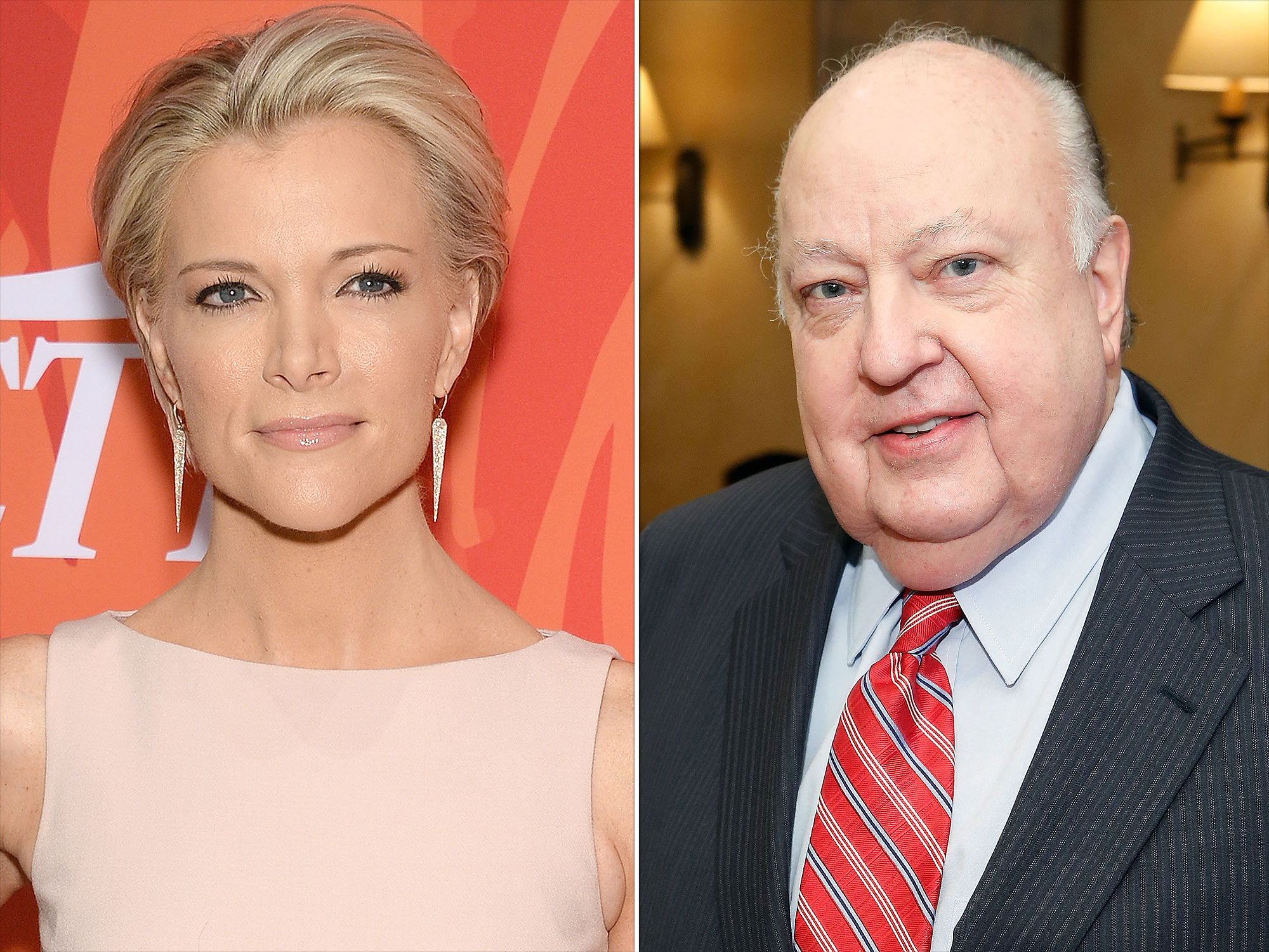 Megyn Kelly and Roger Ailes - News