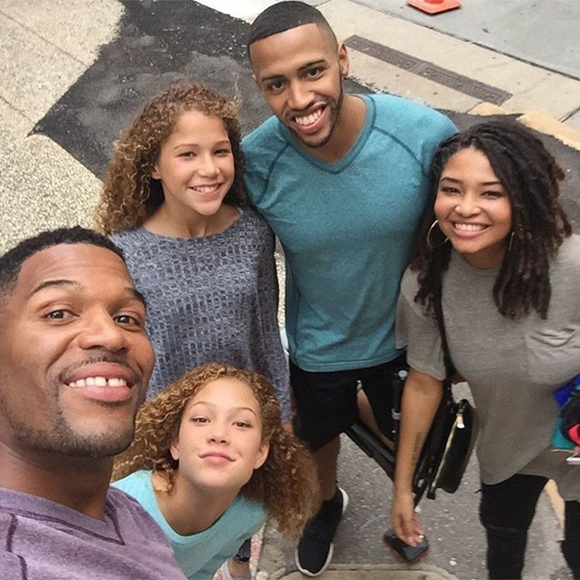 Michael Strahan - News