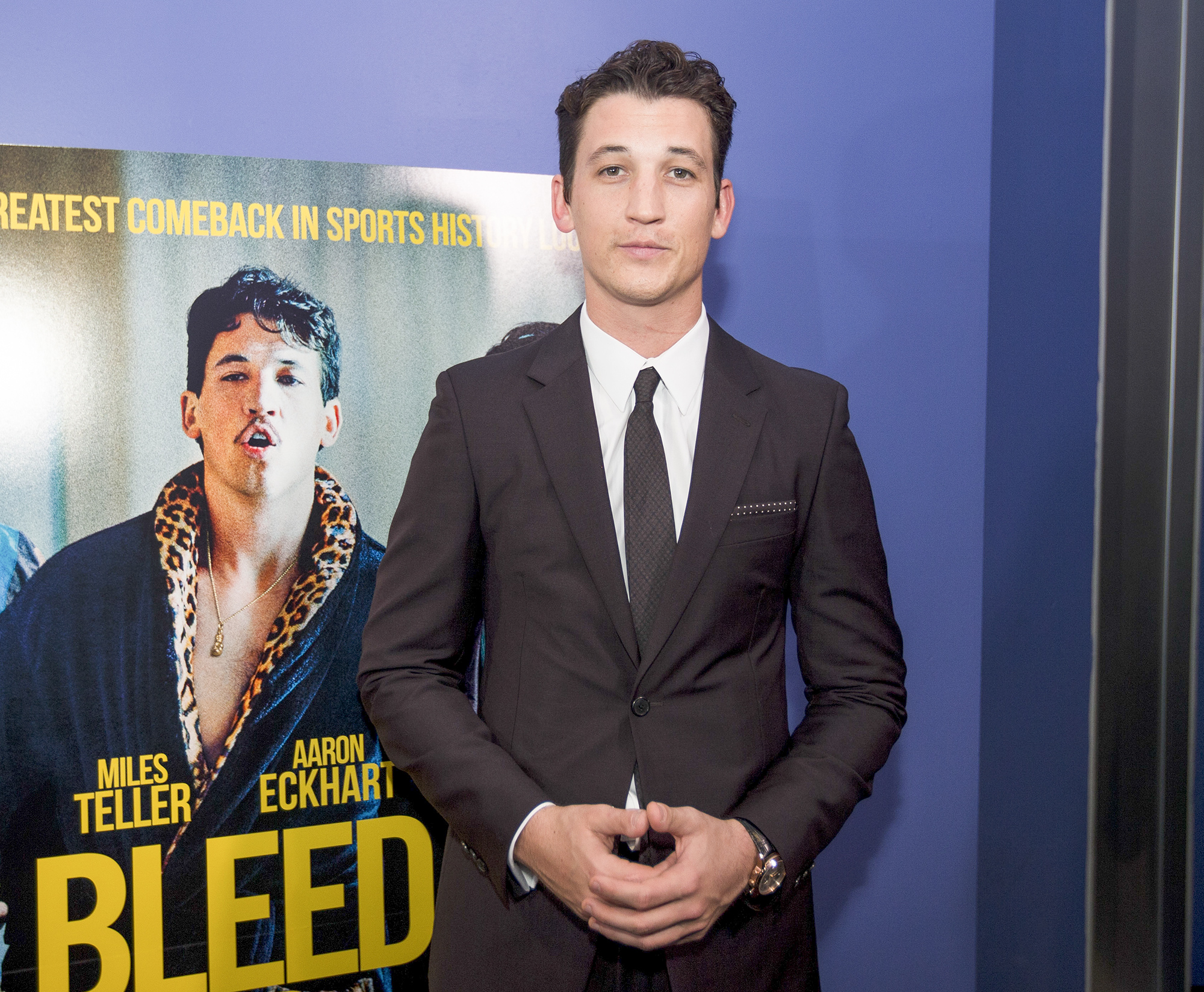 """Providence Premiere of """"Bleed For This"""""""
