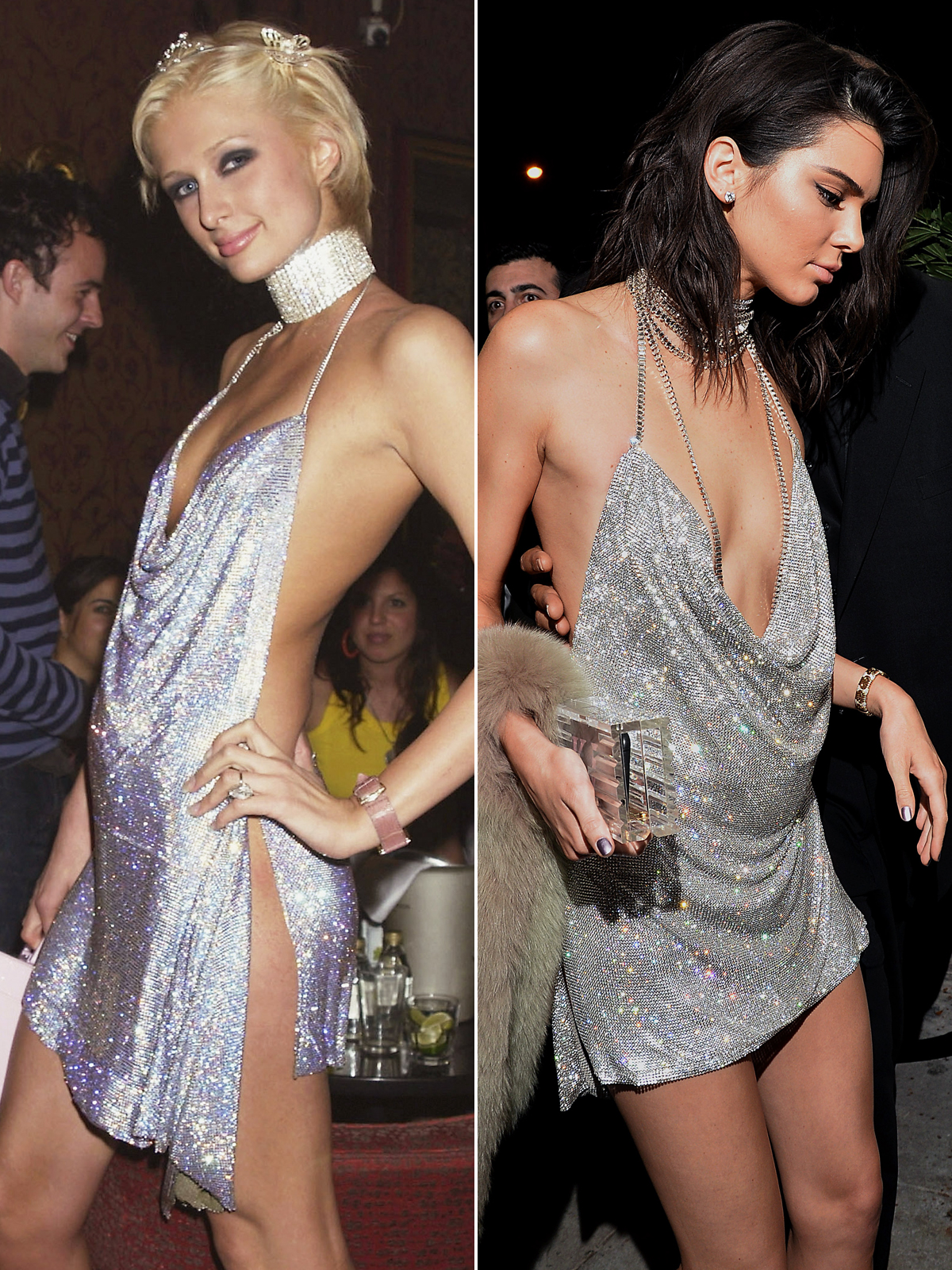 LONDON - MAY 3: Paris Hilton celebrates her 21st Birthday Party at the Stork Rooms in Swallow Street on May 3, 2002 in London. (Photo by Dave Benett/Getty Images) Kendall Jenner's Birthday Party at Deliah Pictured: Kendall Jenner Ref: SPL1386161 021116 Picture by: Splash News Splash News and Pictures Los Angeles: 310-821-2666 New York: 212-619-2666 London: 870-934-2666 photodesk@splashnews.com