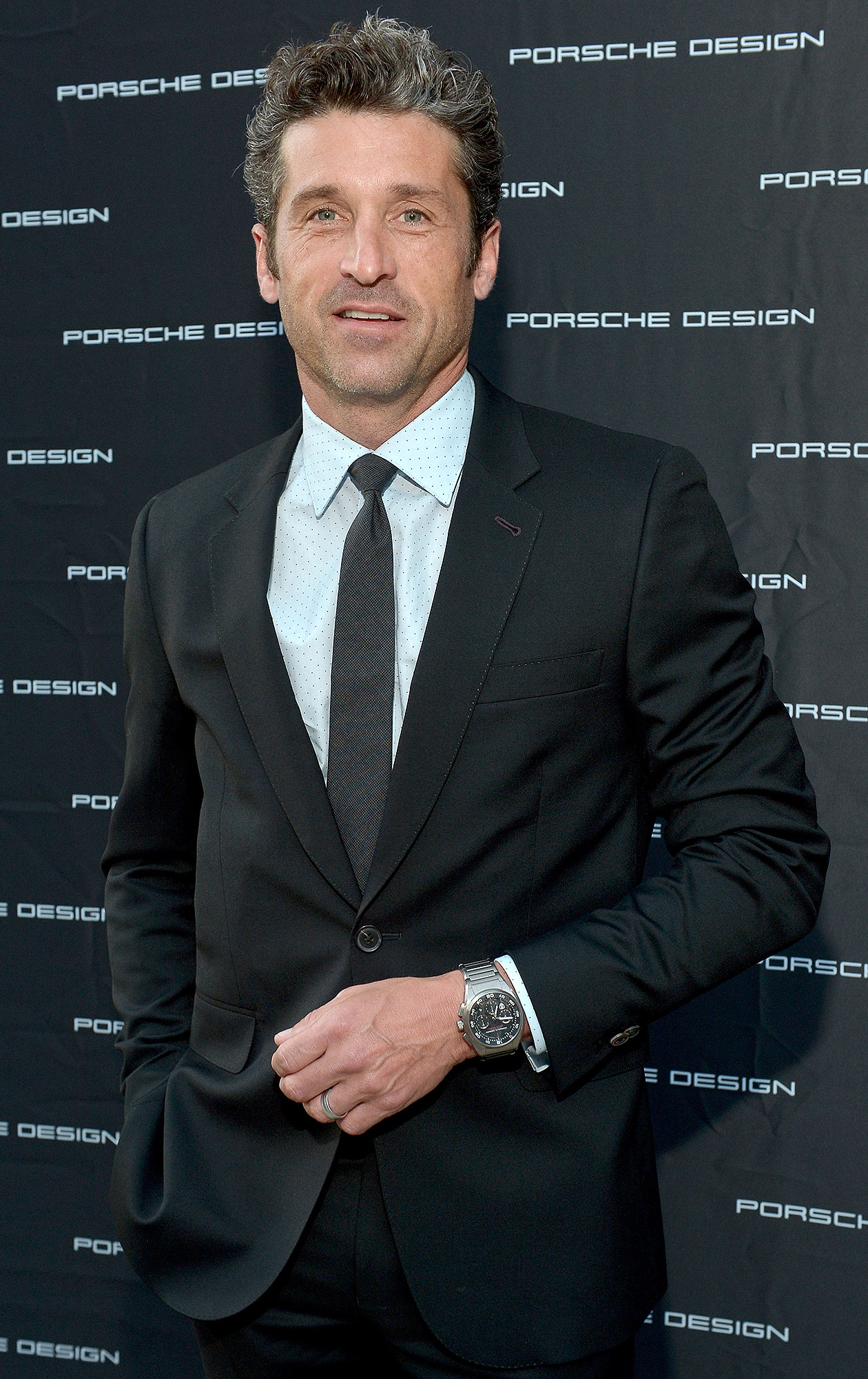 Patrick Dempsey - SMA Preview Gallery