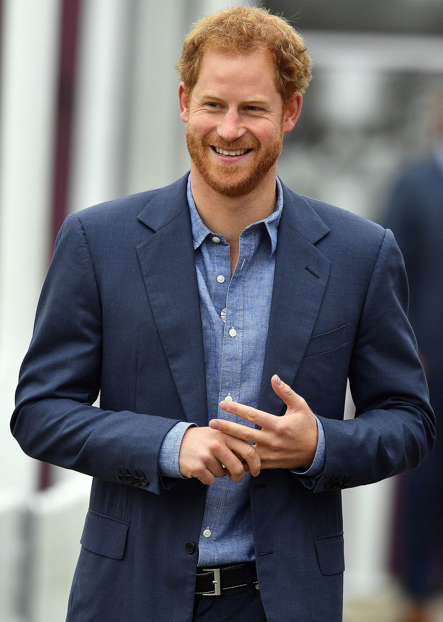 Prince Harry - SMA Preview Gallery