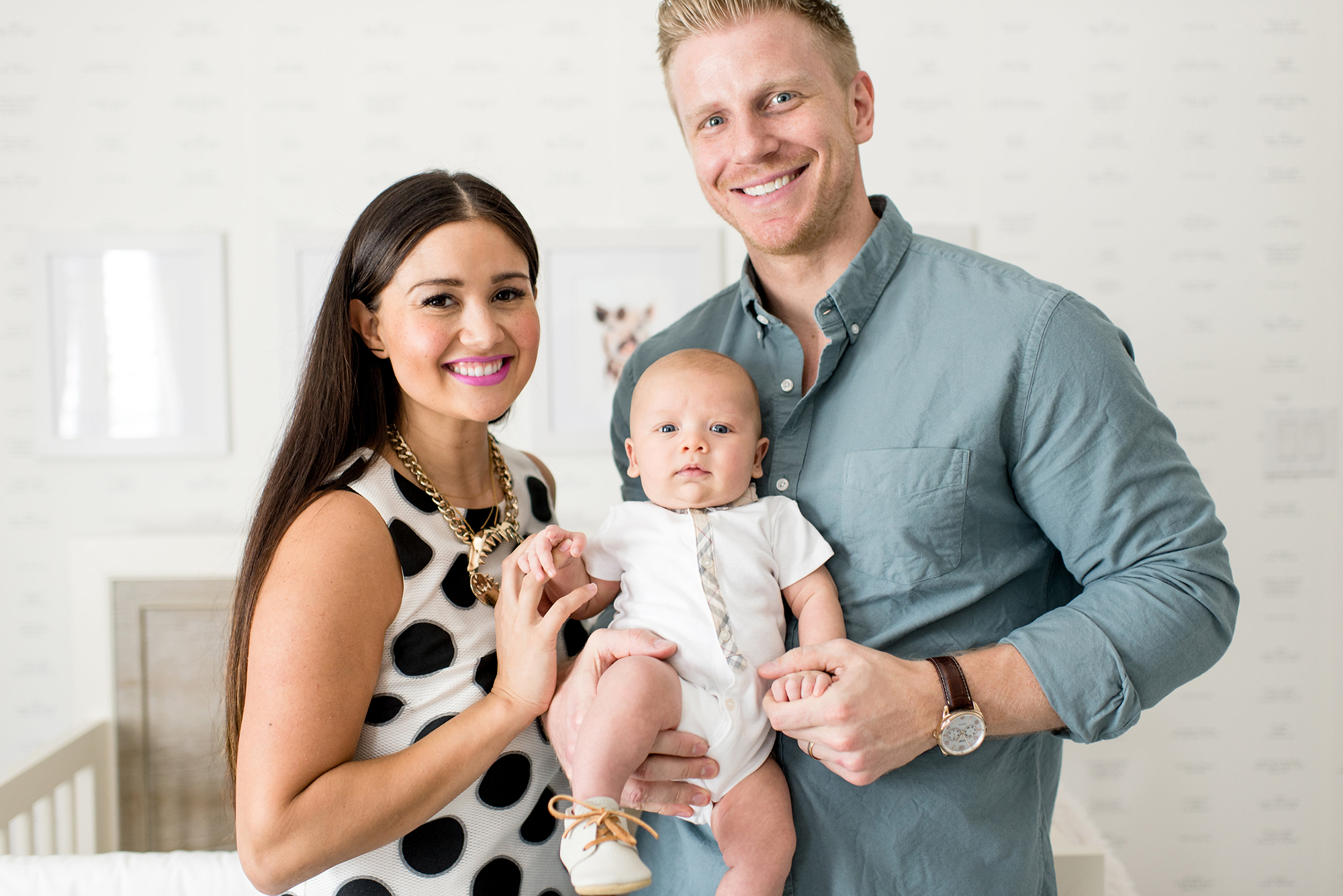 Sean Lowe Catherine LoweJULIE CATE PHOTOGRAPHY