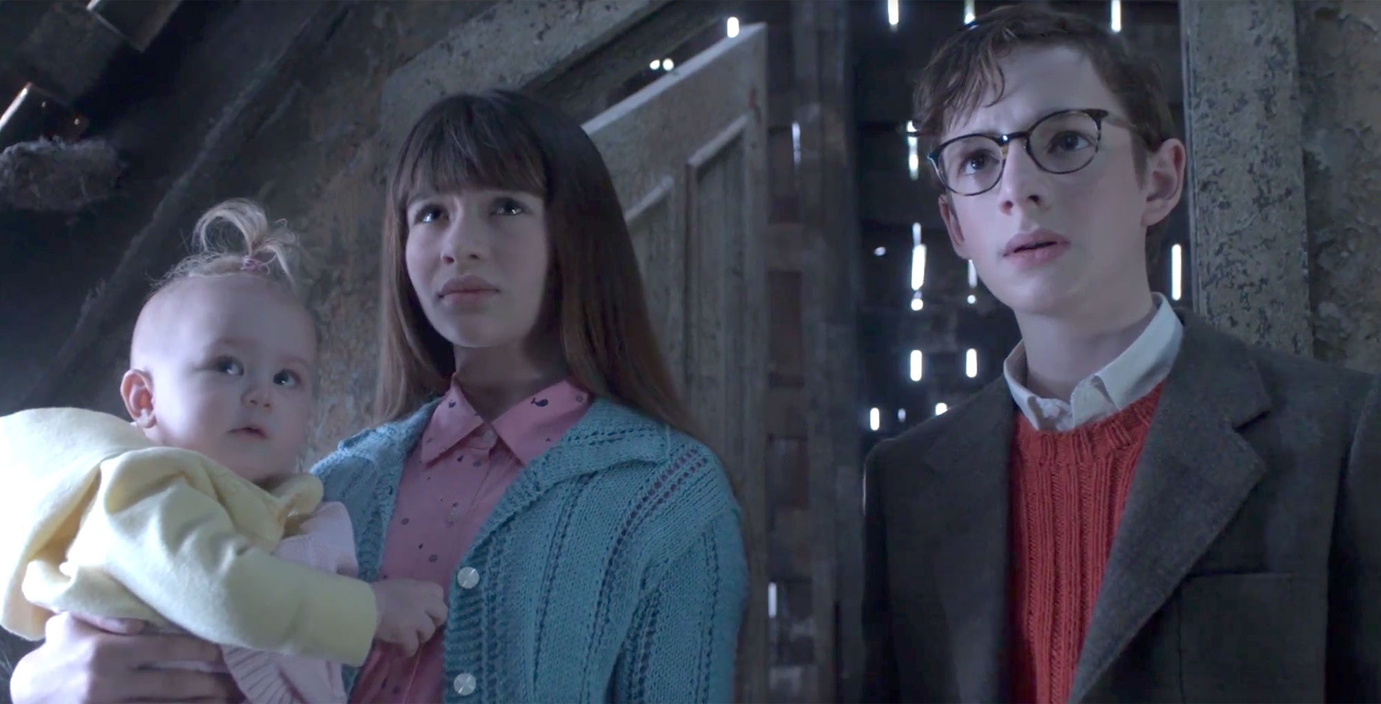 A Series of Unfortunate Events - News