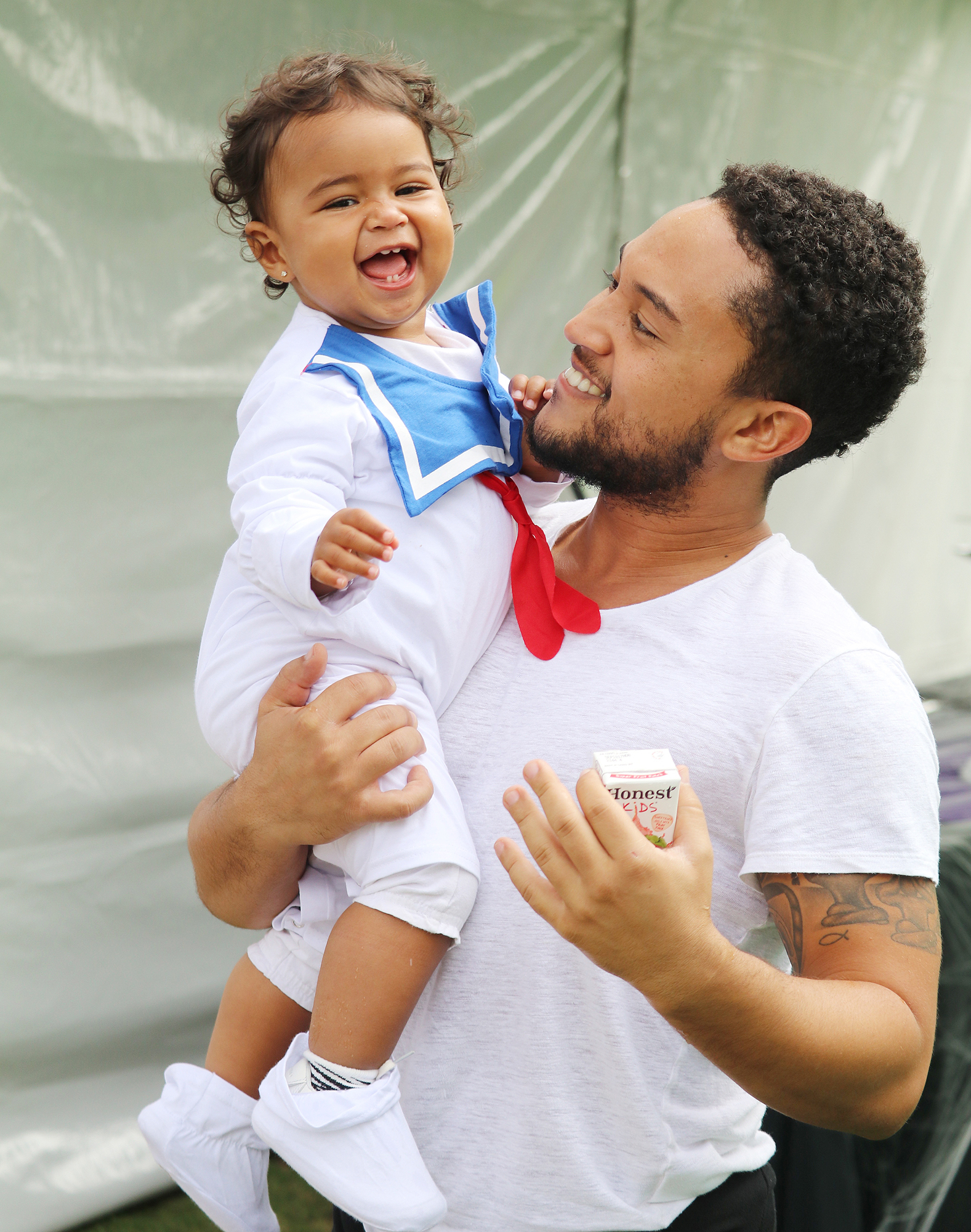 Tamera Mowry's sons 4th birthday party