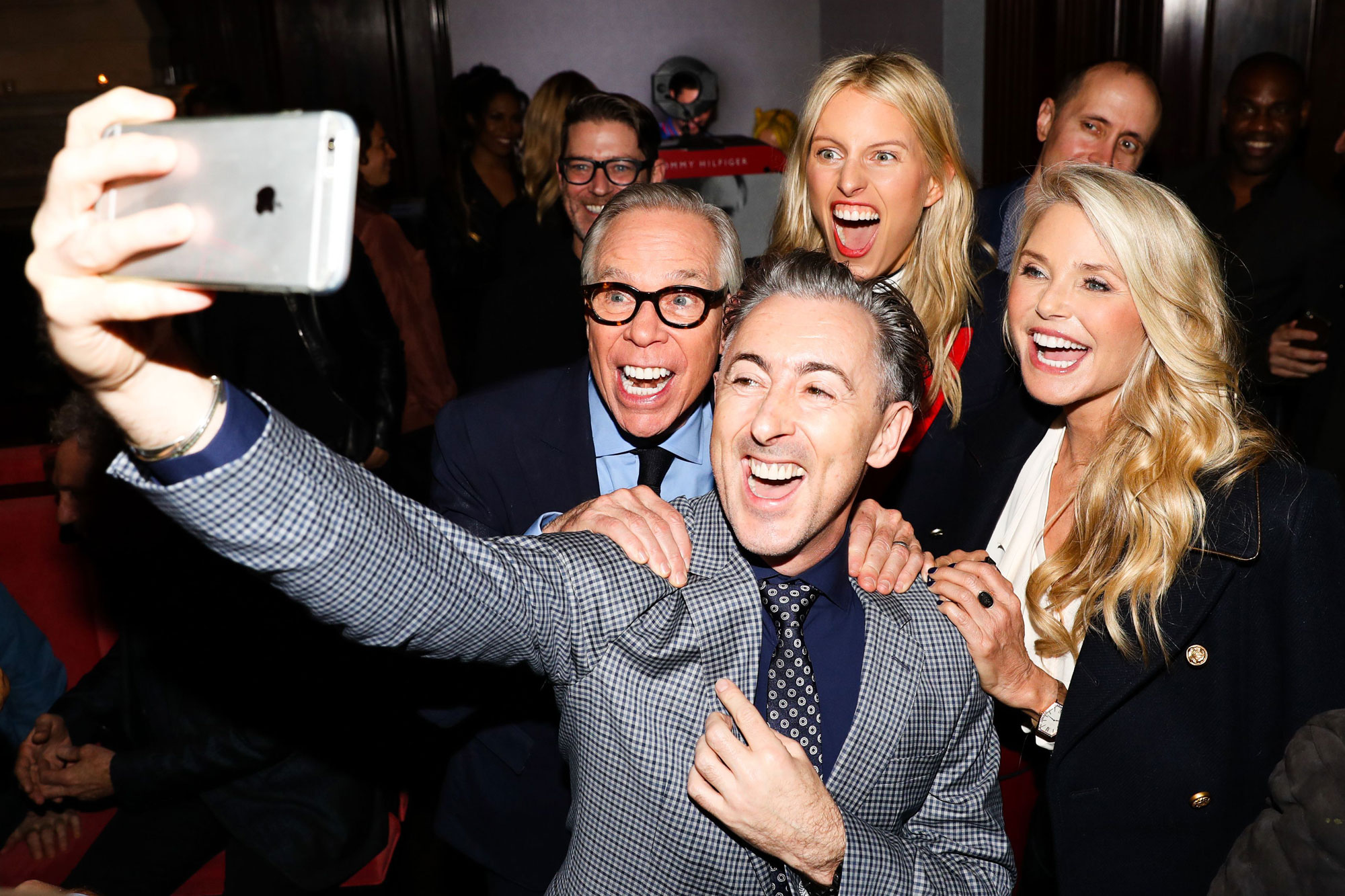 Tommy Hilfiger 'American Dreamer' book launch Party, New York, USA - 01 Nov 2016