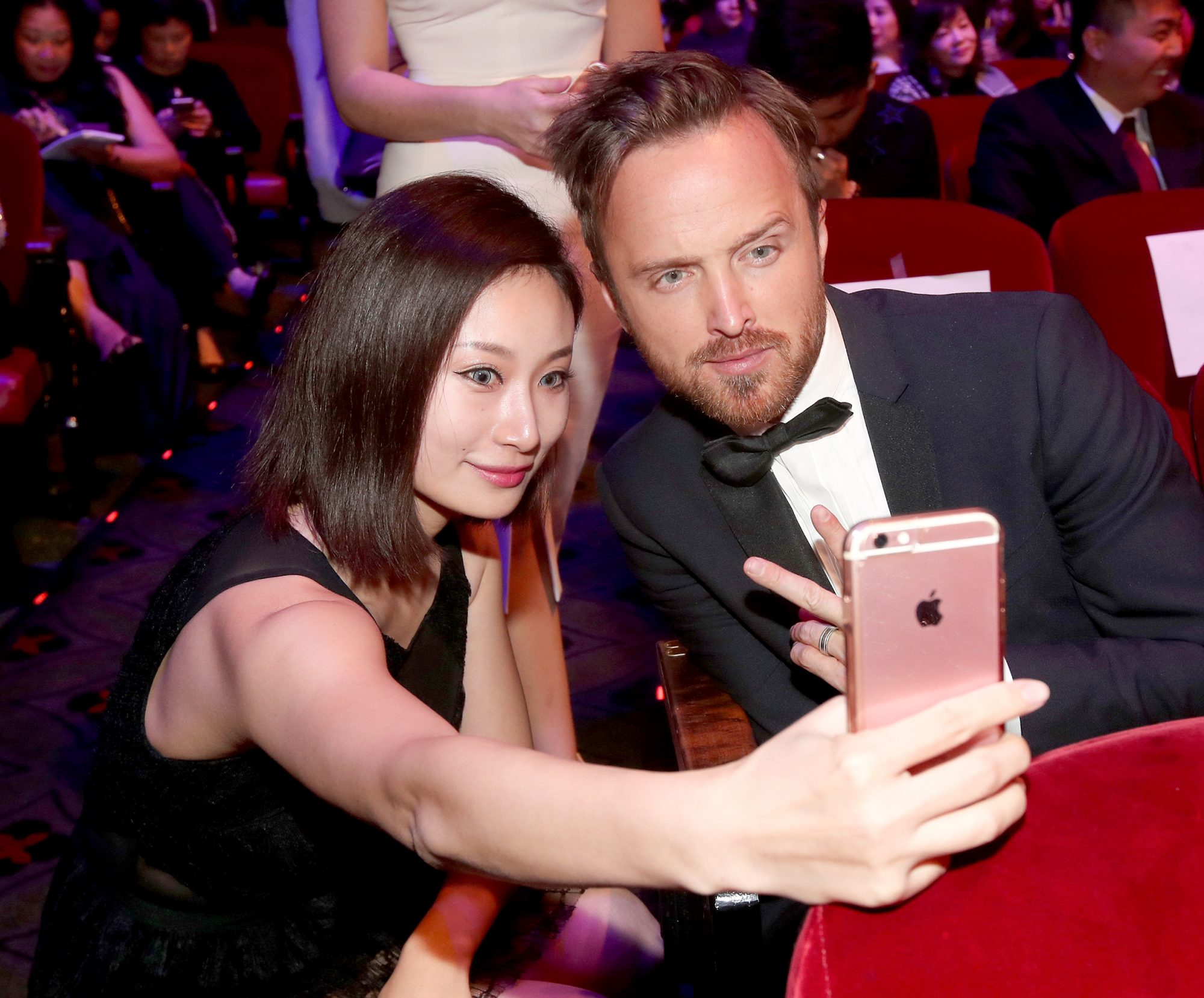 21st Annual Huading Global Film Awards - Show