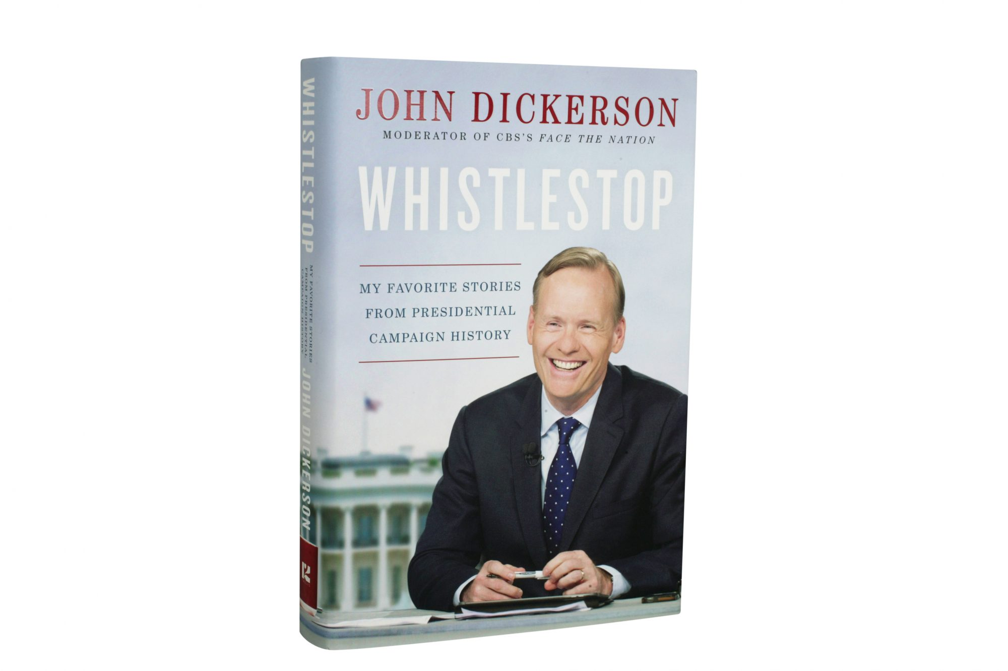 WHISTLESTOP BY JOHN DICKERSON