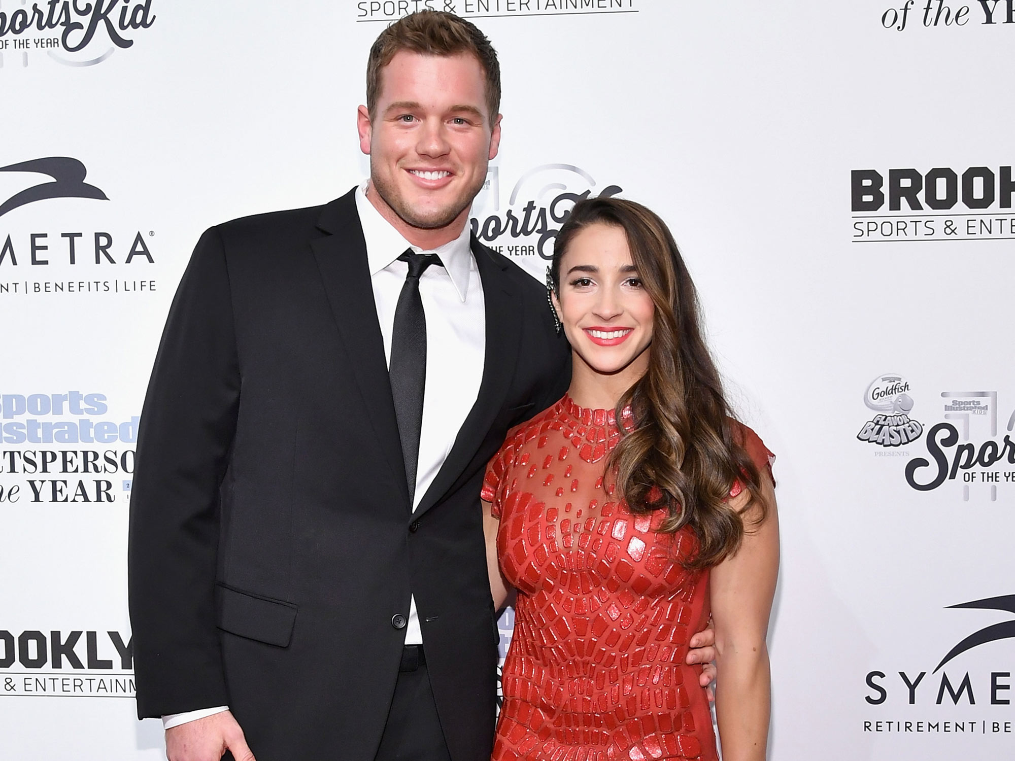 ALY RAISMAN & COLTON UNDERWOOD