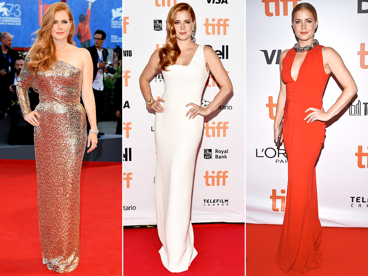 Amy Adams: The Bombshell