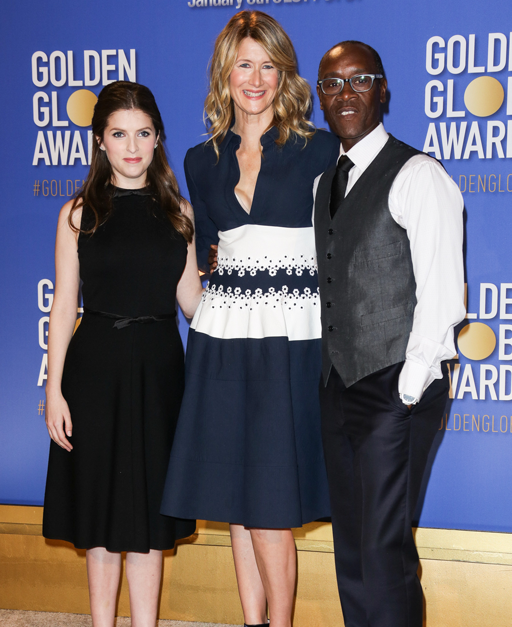 The 74th Annual Golden Globe Awards Nominations Announcement