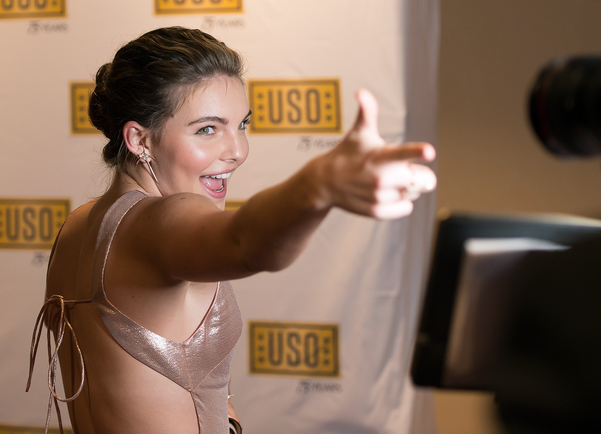 75th Anniversary USO Armed Forces Gala