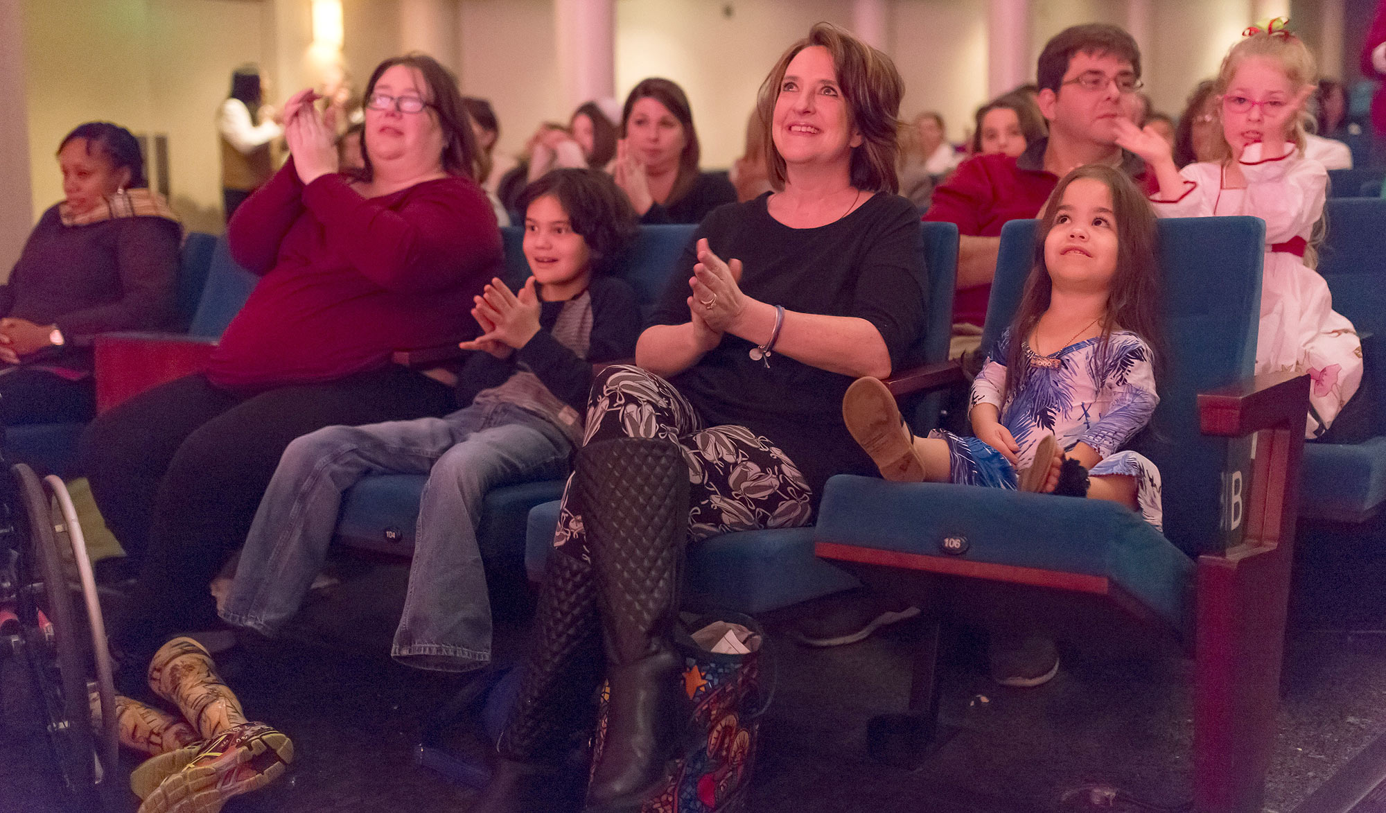 Kids with Special Needs Treated to Special Performance of The Nutcracker
