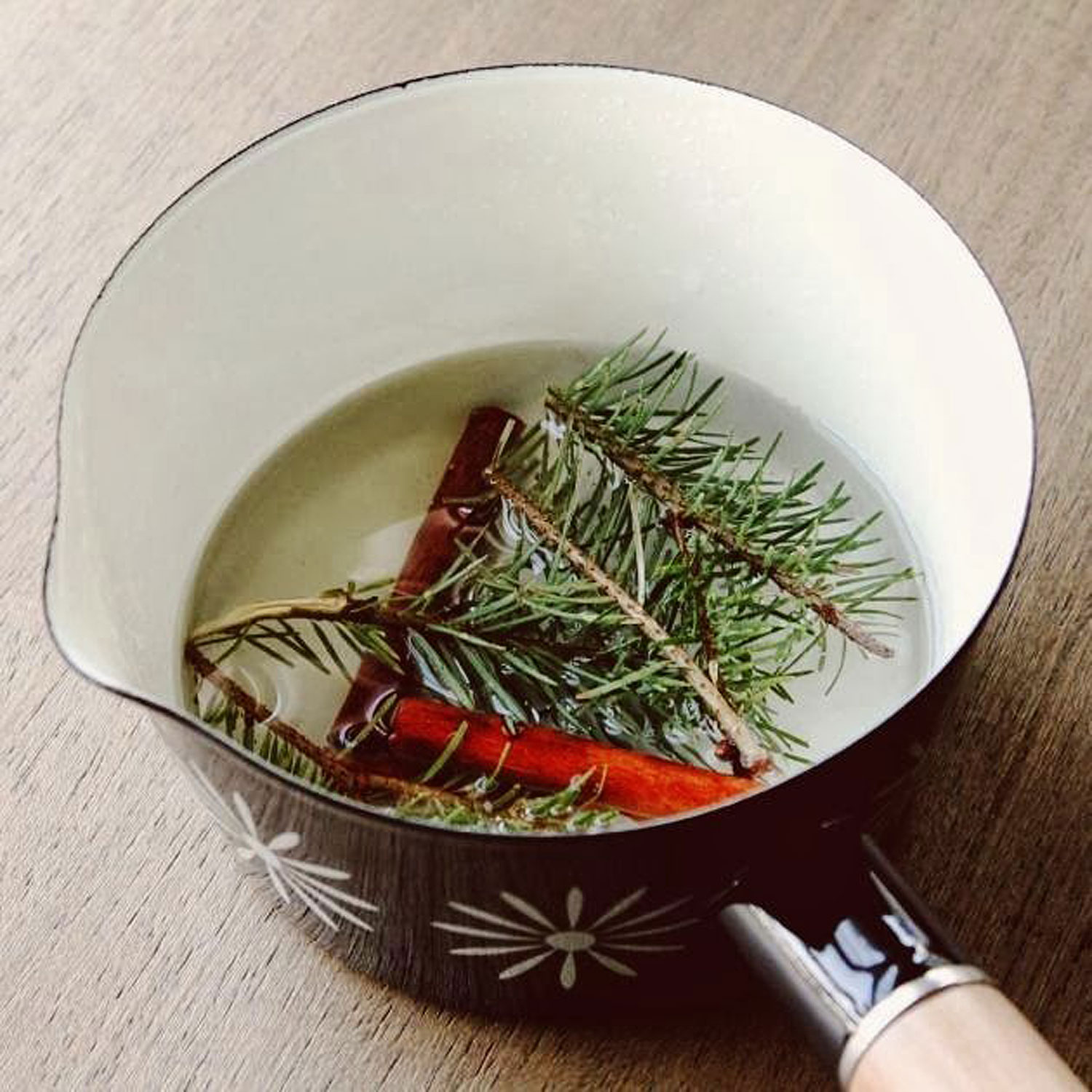 Holiday-Scented Simmer Pot
