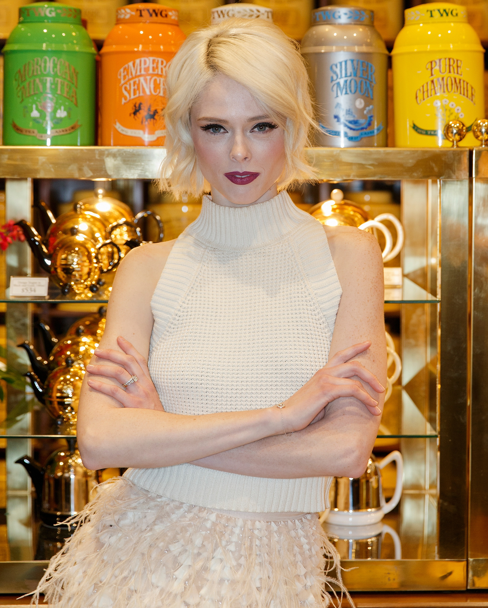 Grand Opening Of TWG Tea's First North American Tea Salon And Boutique