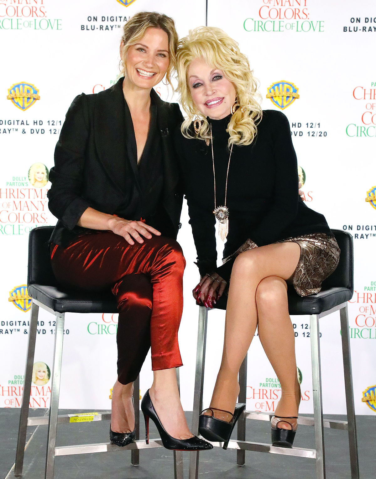 """Christmas of Many Colors"" Press Conference"