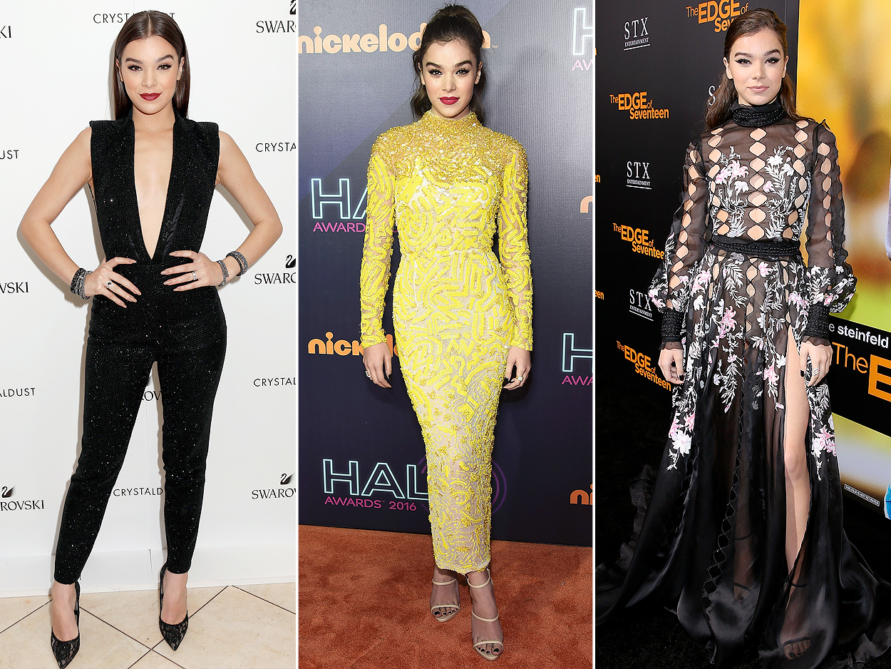 Hailee Steinfeld: The Edgy One