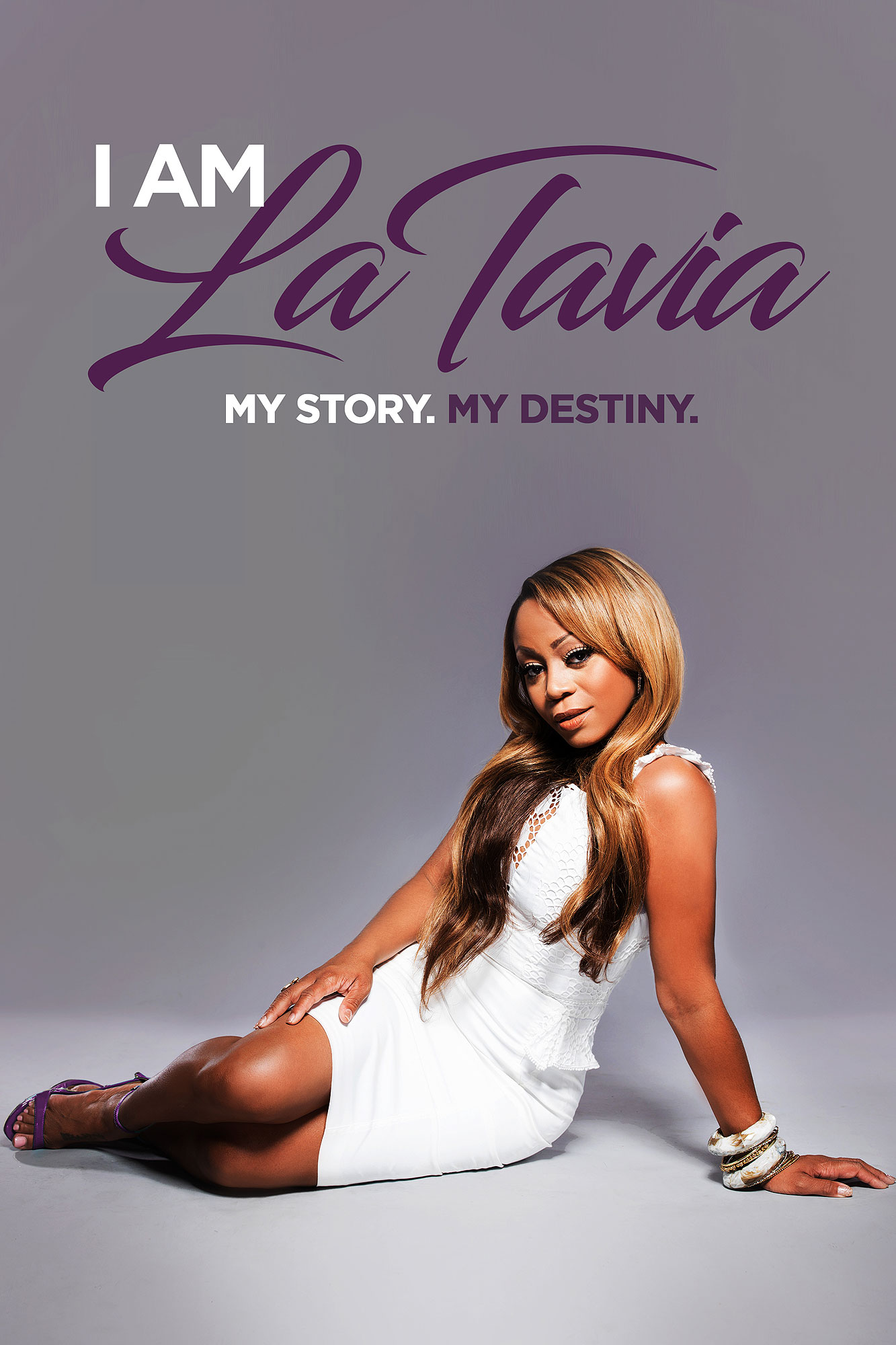 I am La Tavia My Story. My Destiny. Book Cover