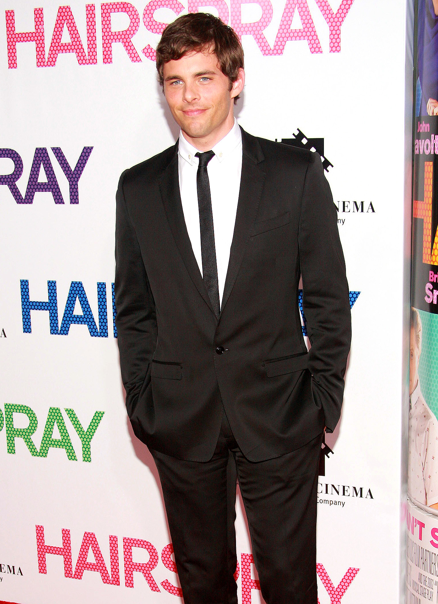"""New Line Cinema Presents The Premiere Of """"Hairspray"""" - Arrivals"""