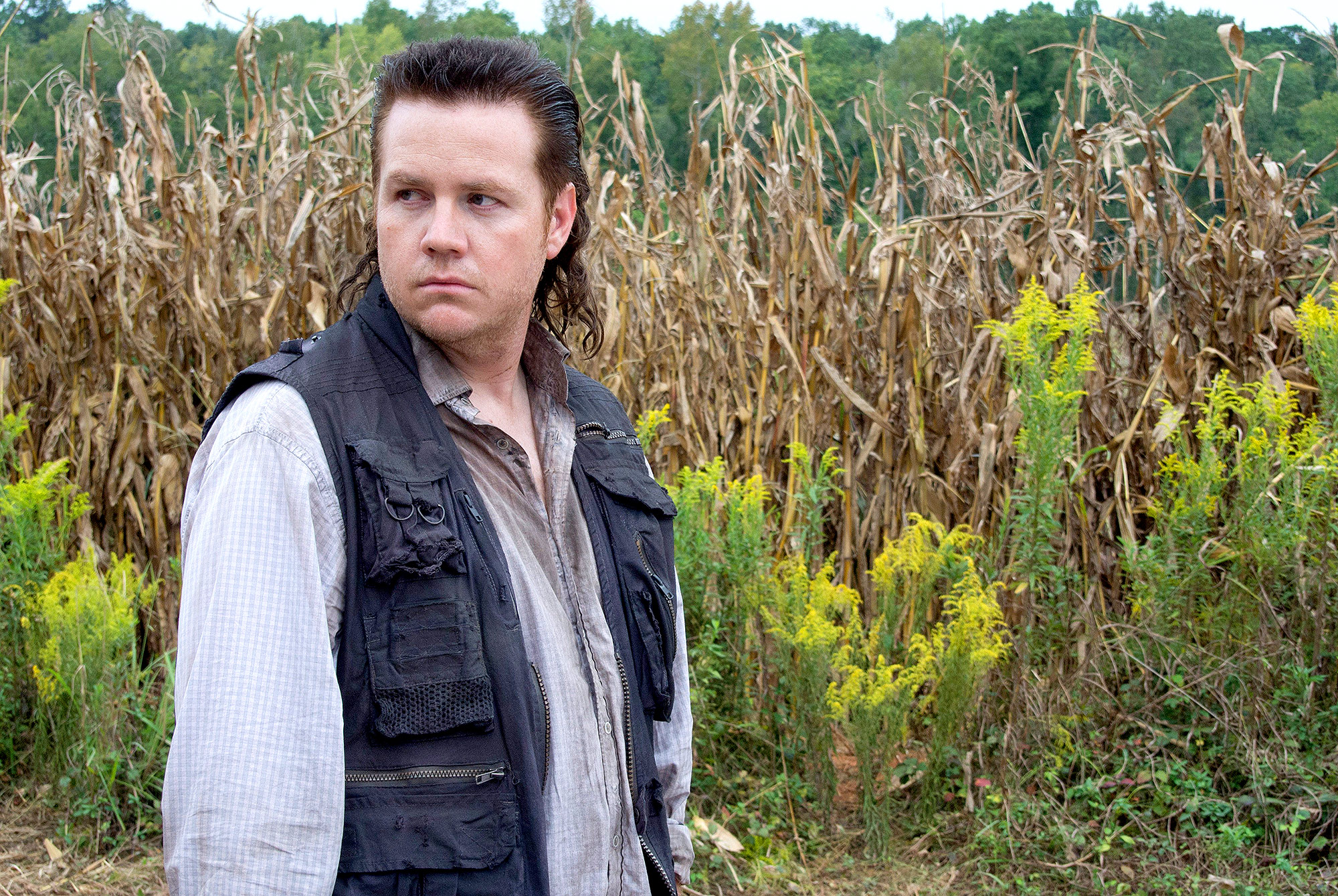 THE WALKING DEAD, Josh McDermitt in 'Claimed' (Season 4, Episode 11, aired February 23, 2014). ph: G