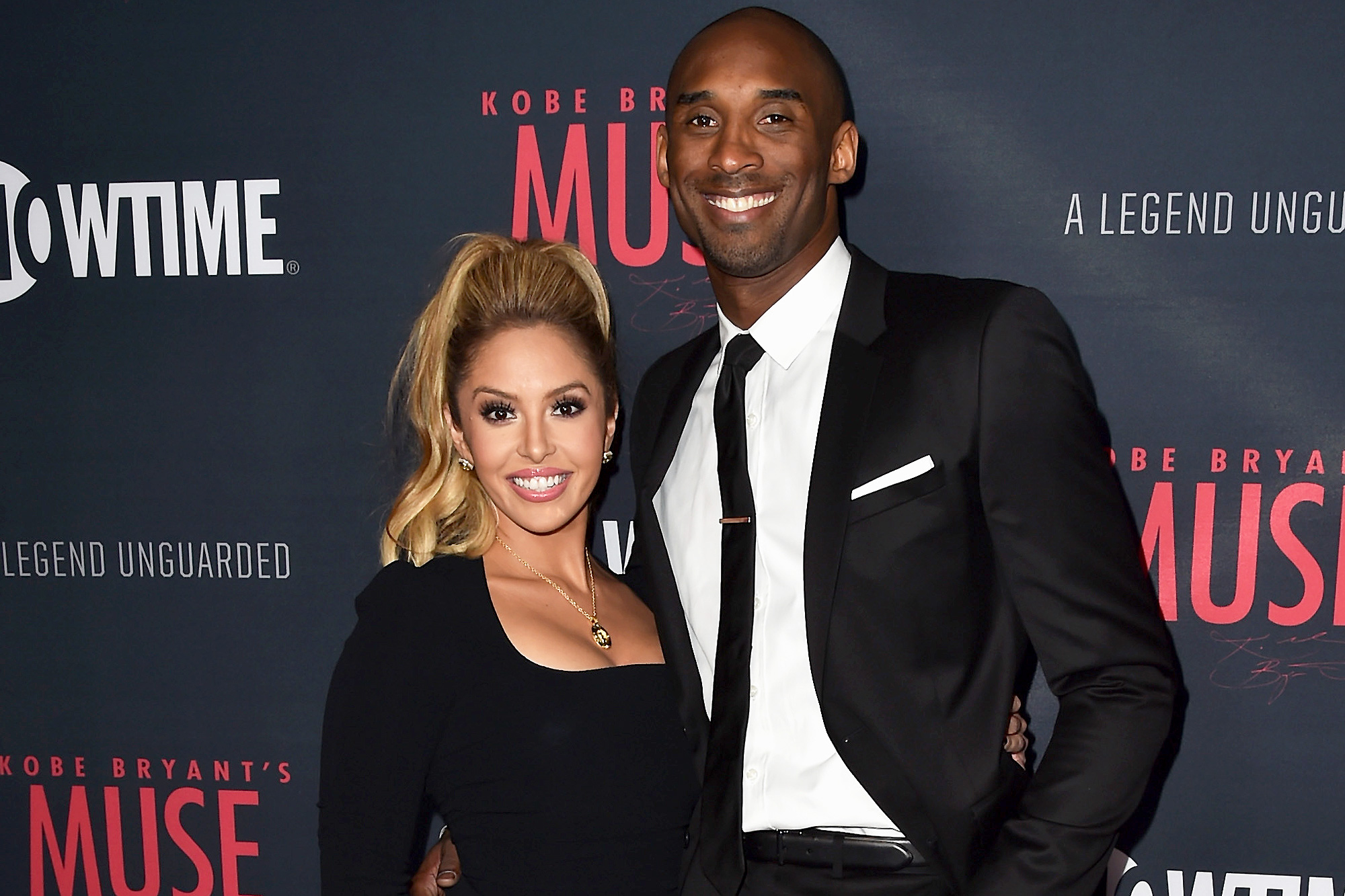 "Premiere Of Showtime's ""Kobe Bryant's Muse"" - Red Carpet"