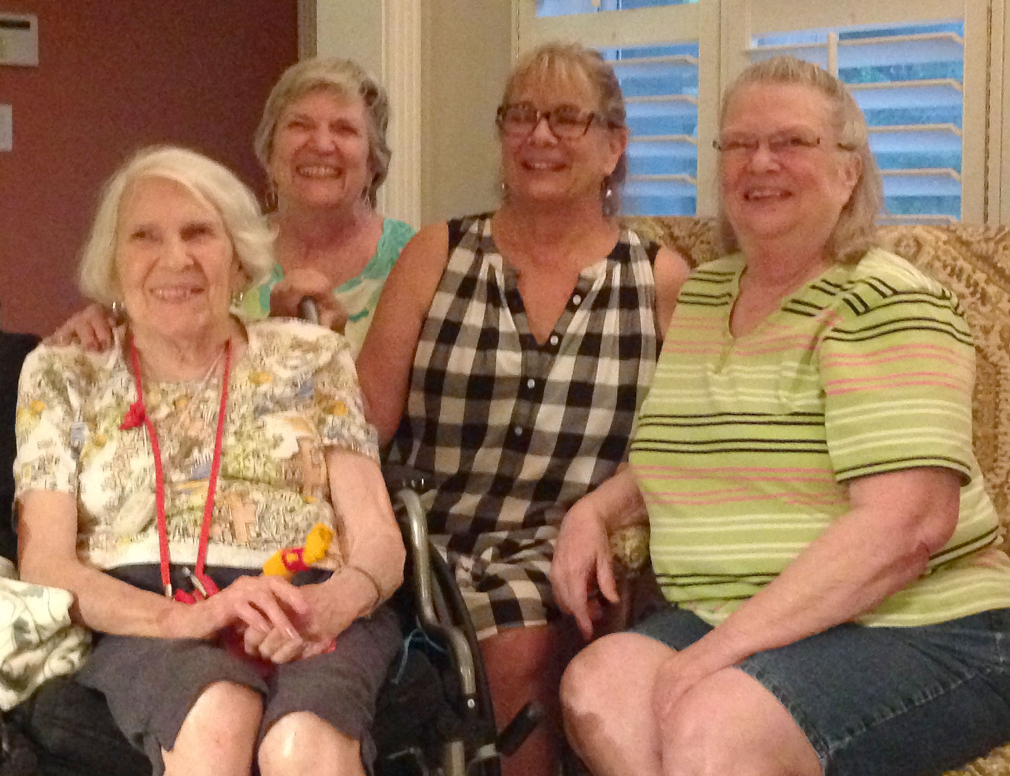 Daughter Reunites with Birth Mother 75 Years Later