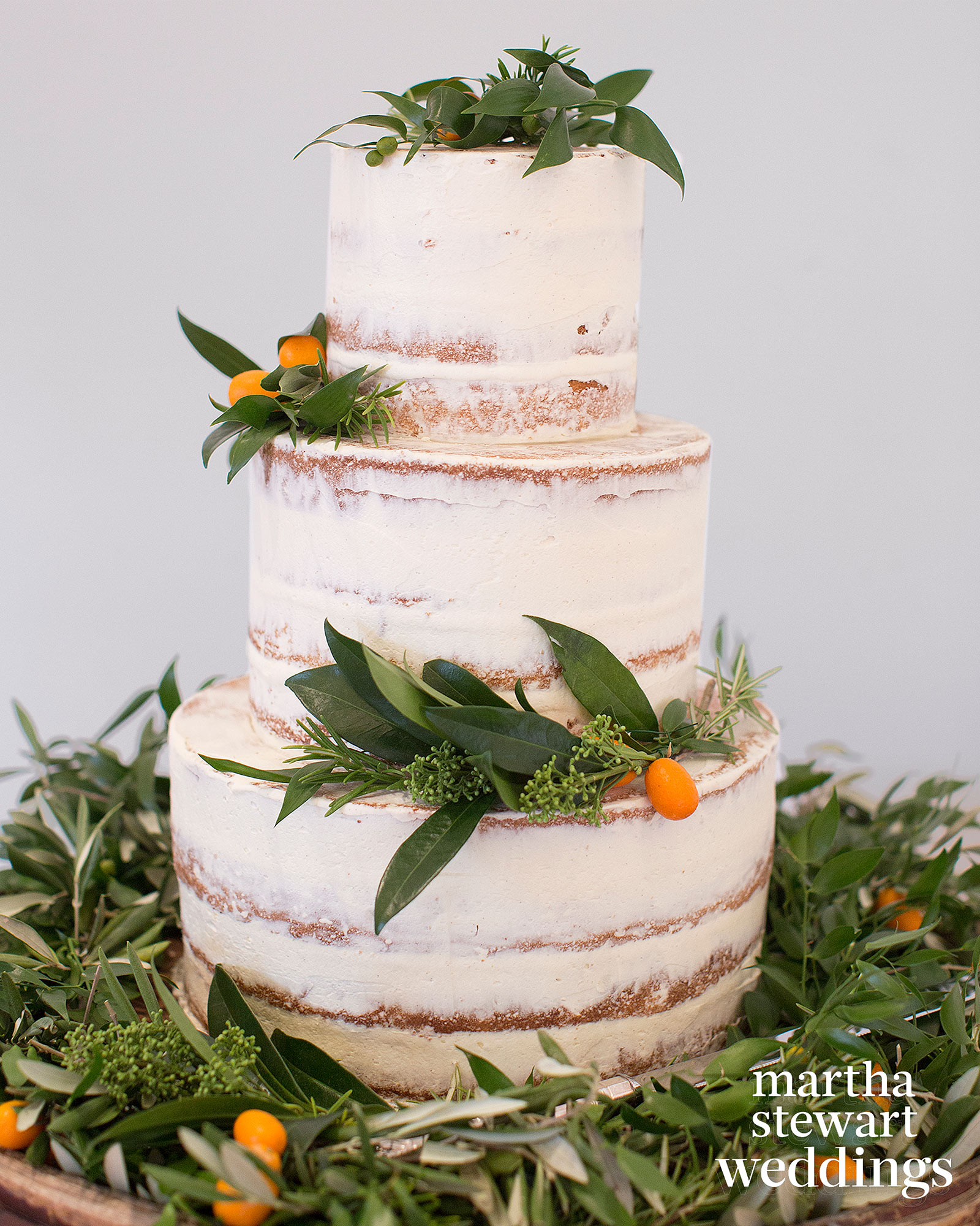 Louise Roe Wedding Cake - 1