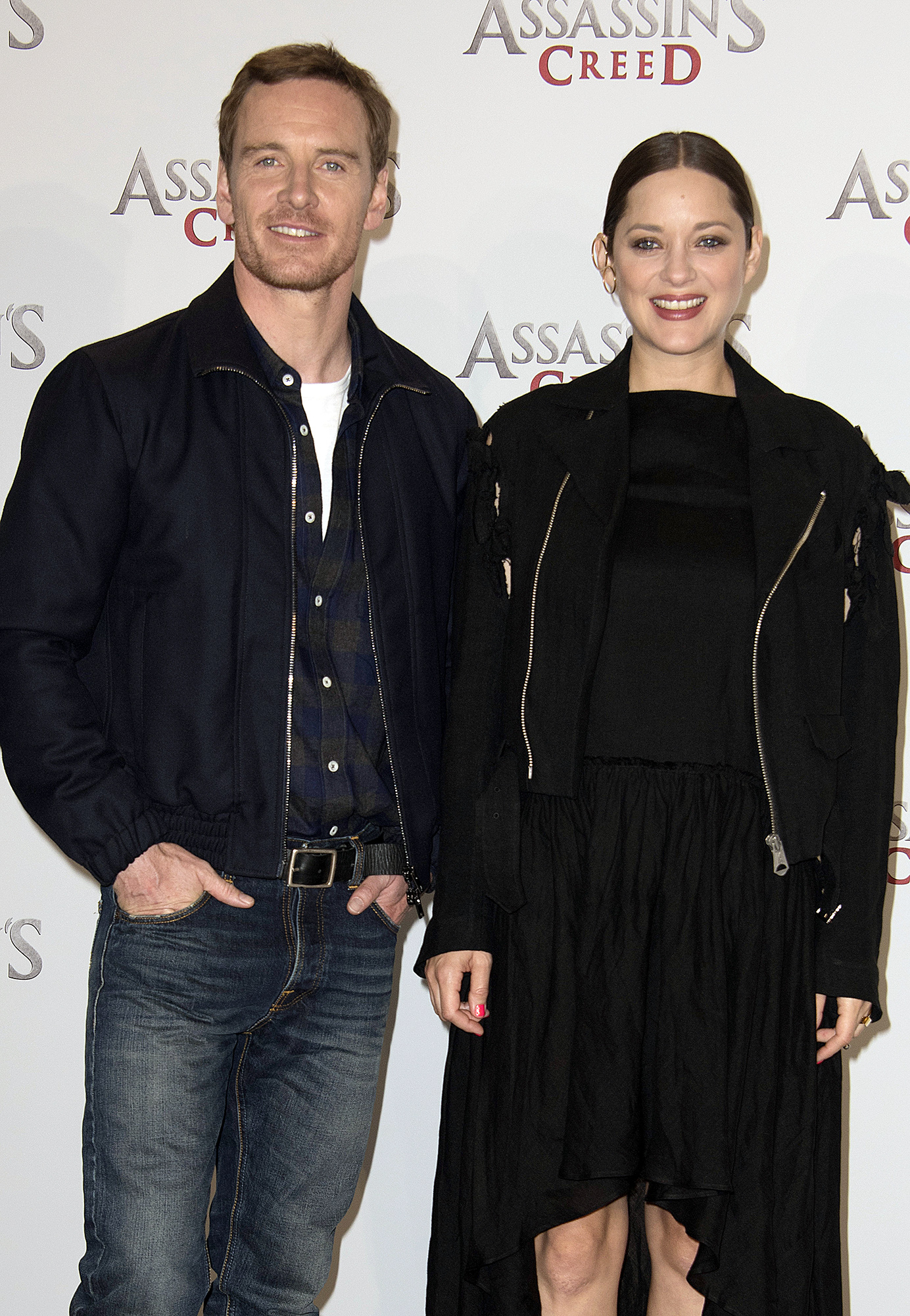 'Assassin's Creed' photocall at Cafe Moskau