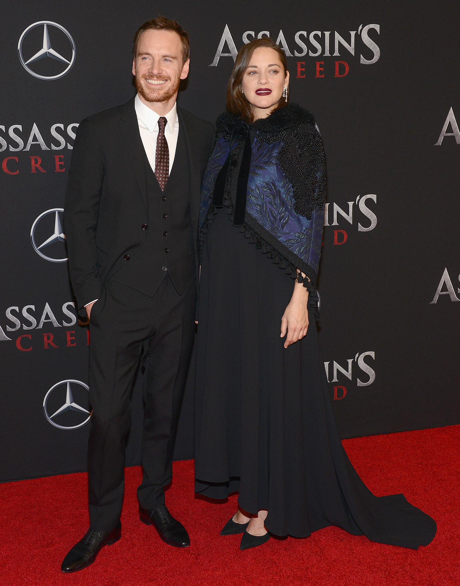 """""""Assassin's Creed"""" New York Premiere - Arrivals"""