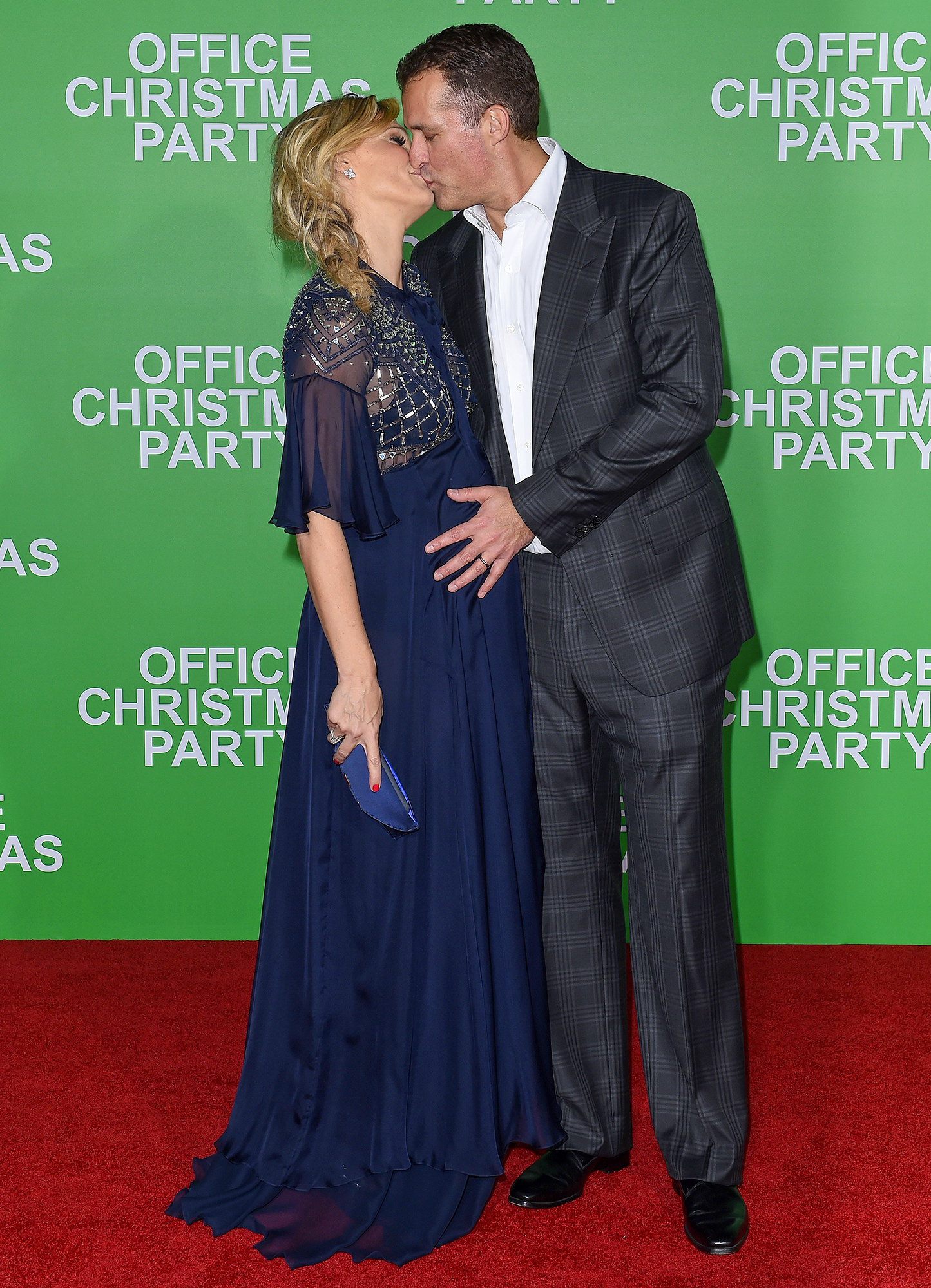 """Arrivals at the """"Office Christmas Party"""" film premiere in Los Angeles"""