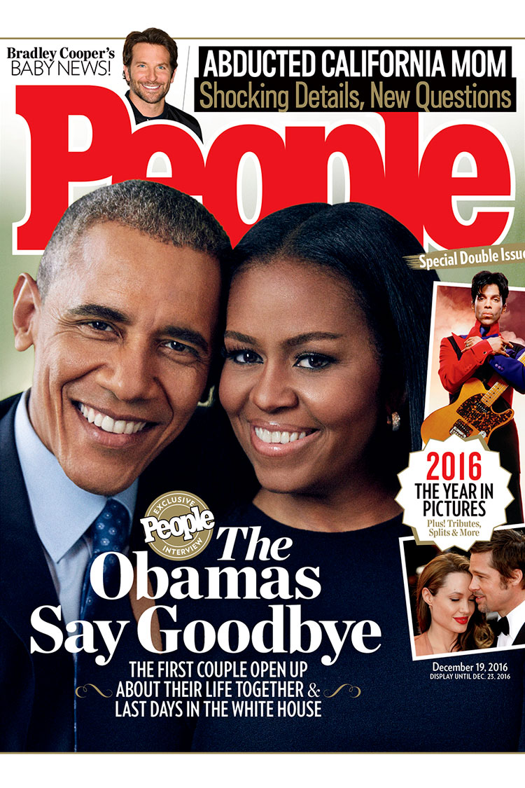 The Obama People Cover