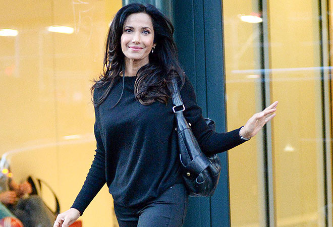 Padma Lakshmi Heading to the Today Show