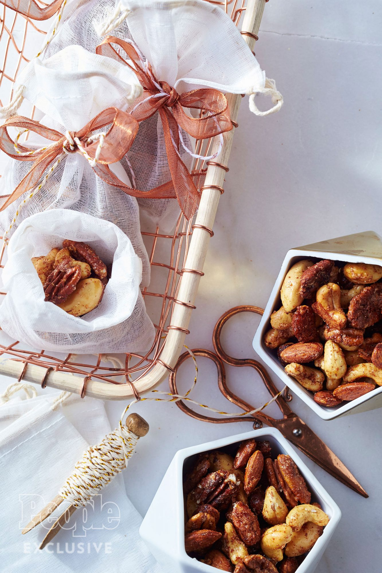 Photographer Hector Manuel Sanchez, Food Styling Victoria Cox, Prop Styling Claire Spollen People Food Anthony Bourdain The Grill Bitchs Bar Nuts