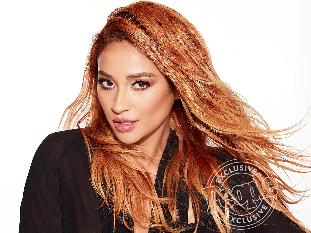 Shay Mitchell It's courtesy of DAVIS FACTOR, PHOTOGRAPHER AND FOUNDER OF SMASHBOX COSMETICS