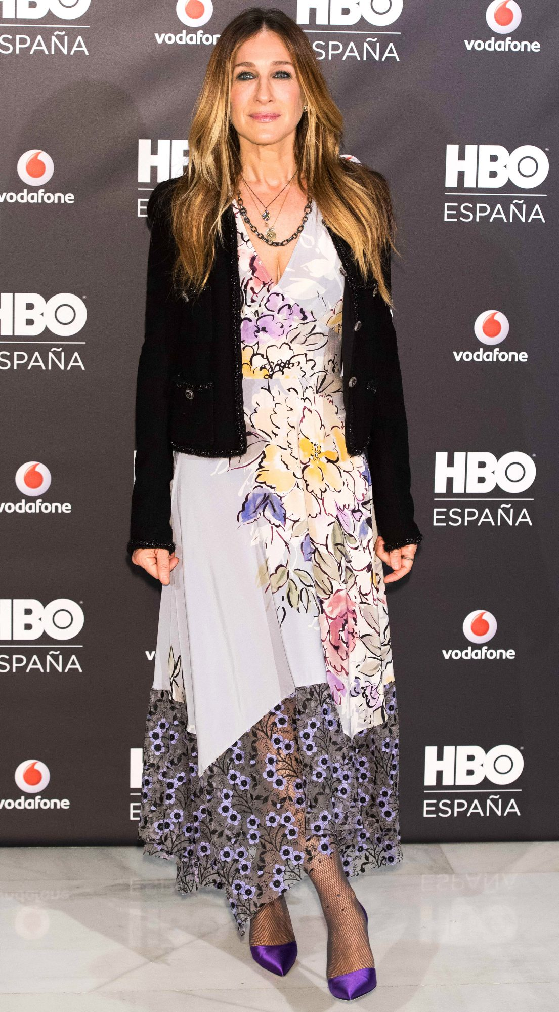 Stars attend the HBO Spain presentation at URSO Hotel in Madrid