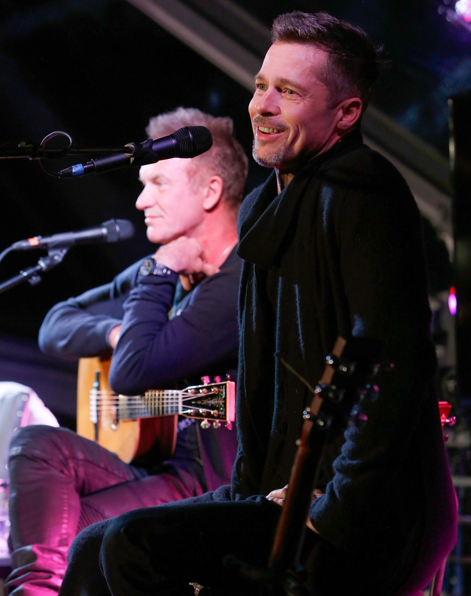 ROCK4EB! 2017 With Sting And Chris Cornell