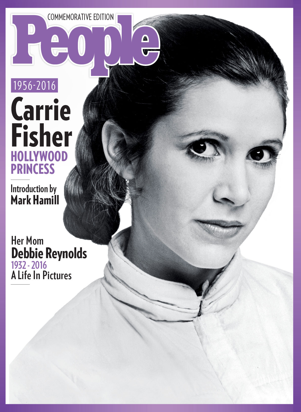 Carrie Fisher Book Special
