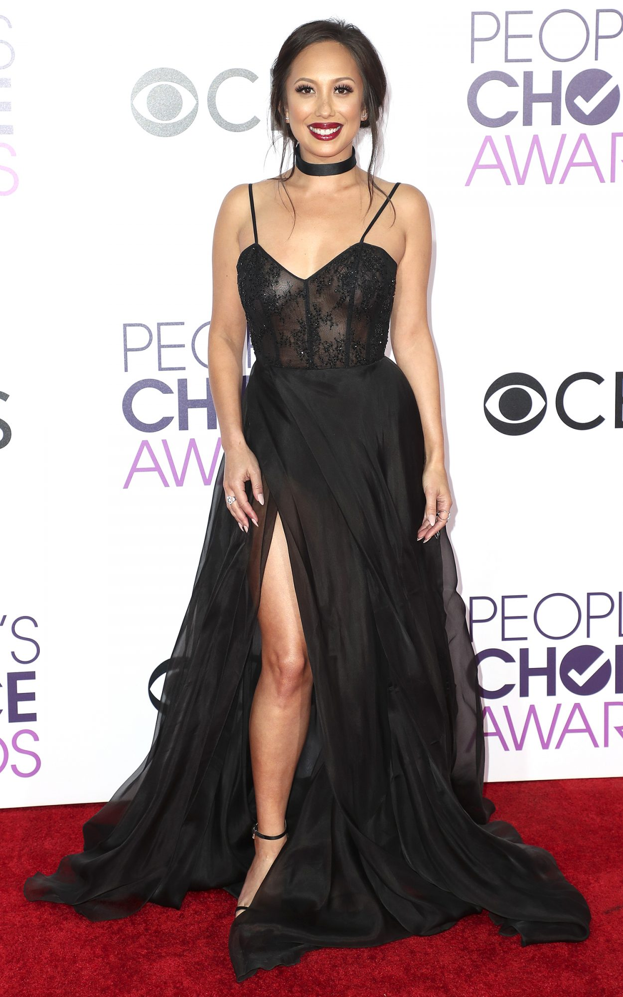 43rd Annual People's Choice Awards, Arrivals, Los Angeles, USA - 18 Jan 2017