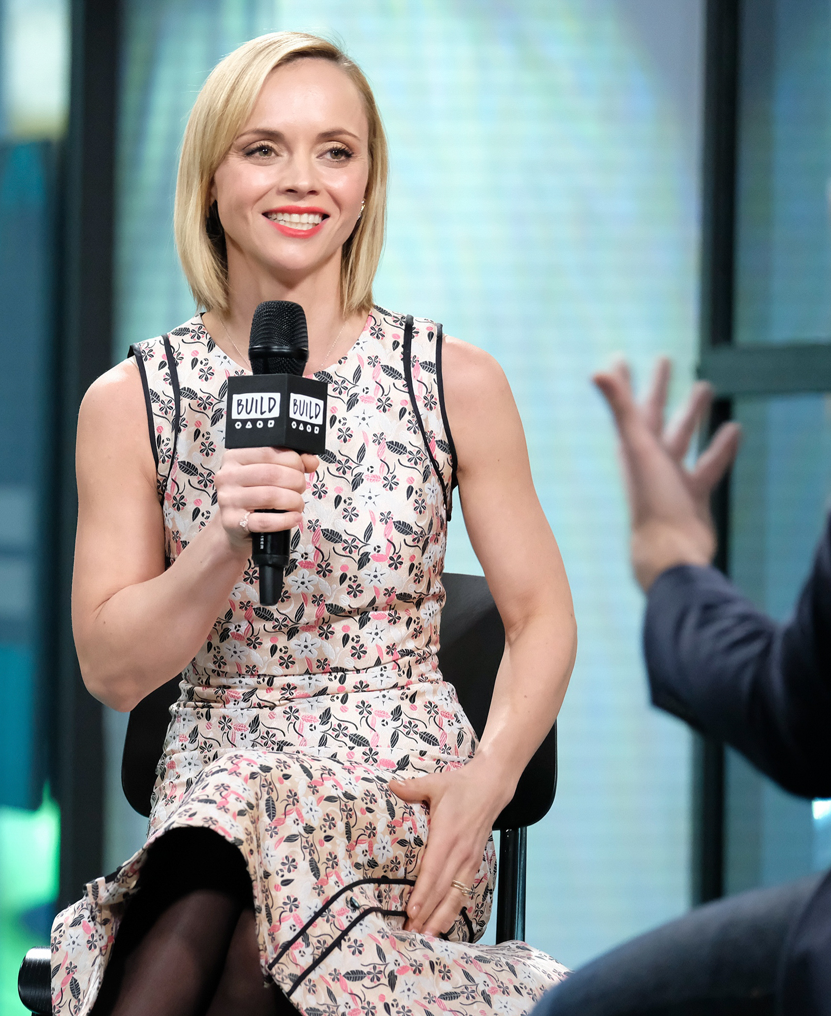 """Build Series Presents Christina Ricci Discussing """"Z: The Beginning Of Everything"""""""
