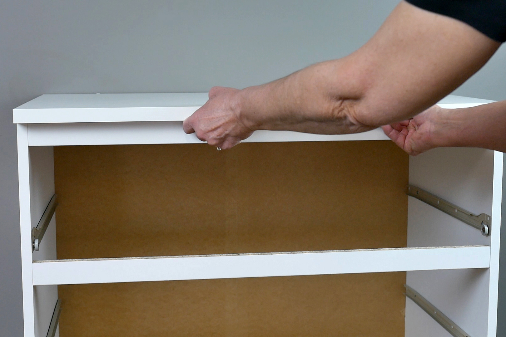 How To Secure A Dresser The Wall