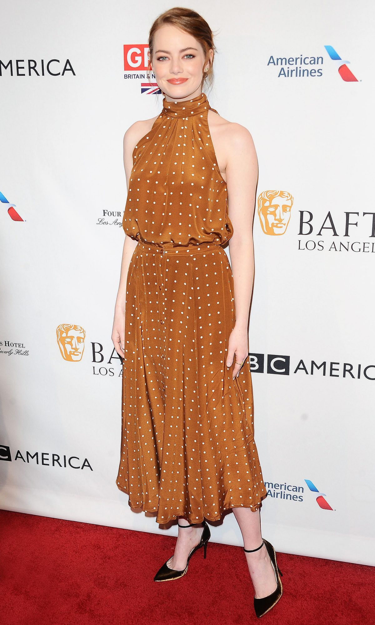Stars Arrive At The BAFTA Tea Party In Beverly Hills