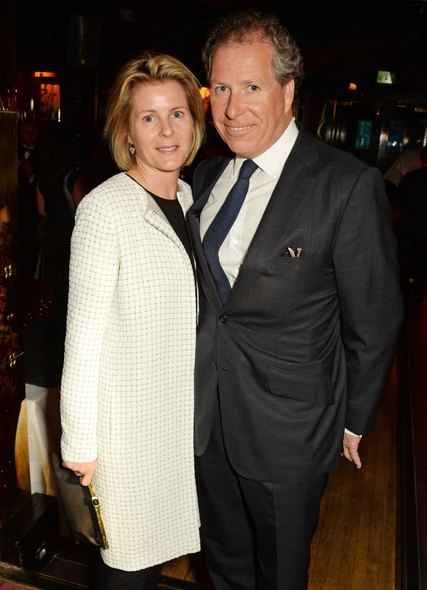 Dinner At Annabel's To Celebrate Fenton Bailey's New Documentary About Famous Fashion Photographer Robert Mapplethorpe
