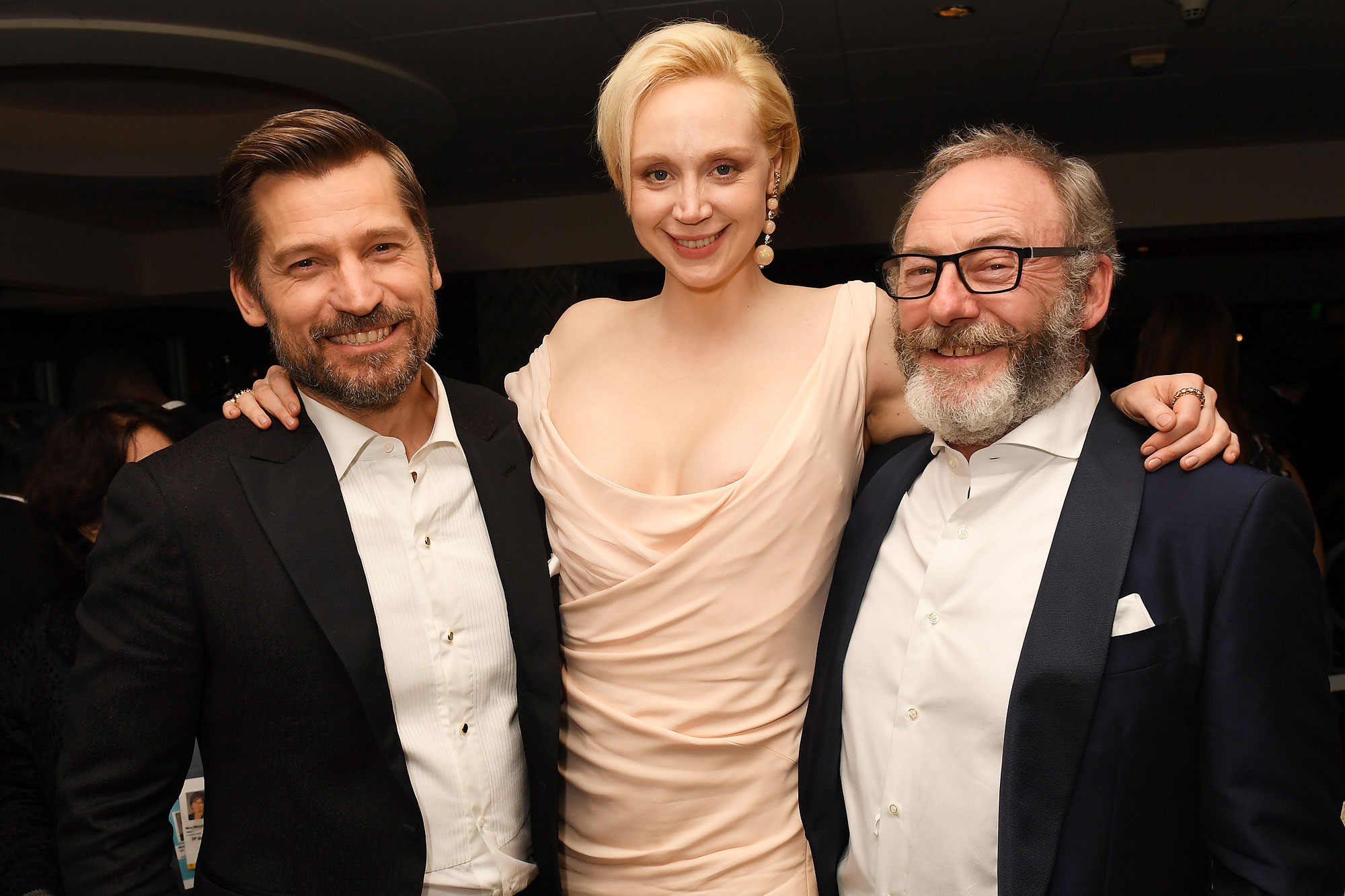 HBO's Official 2017 Golden Globe Awards After Party - Inside