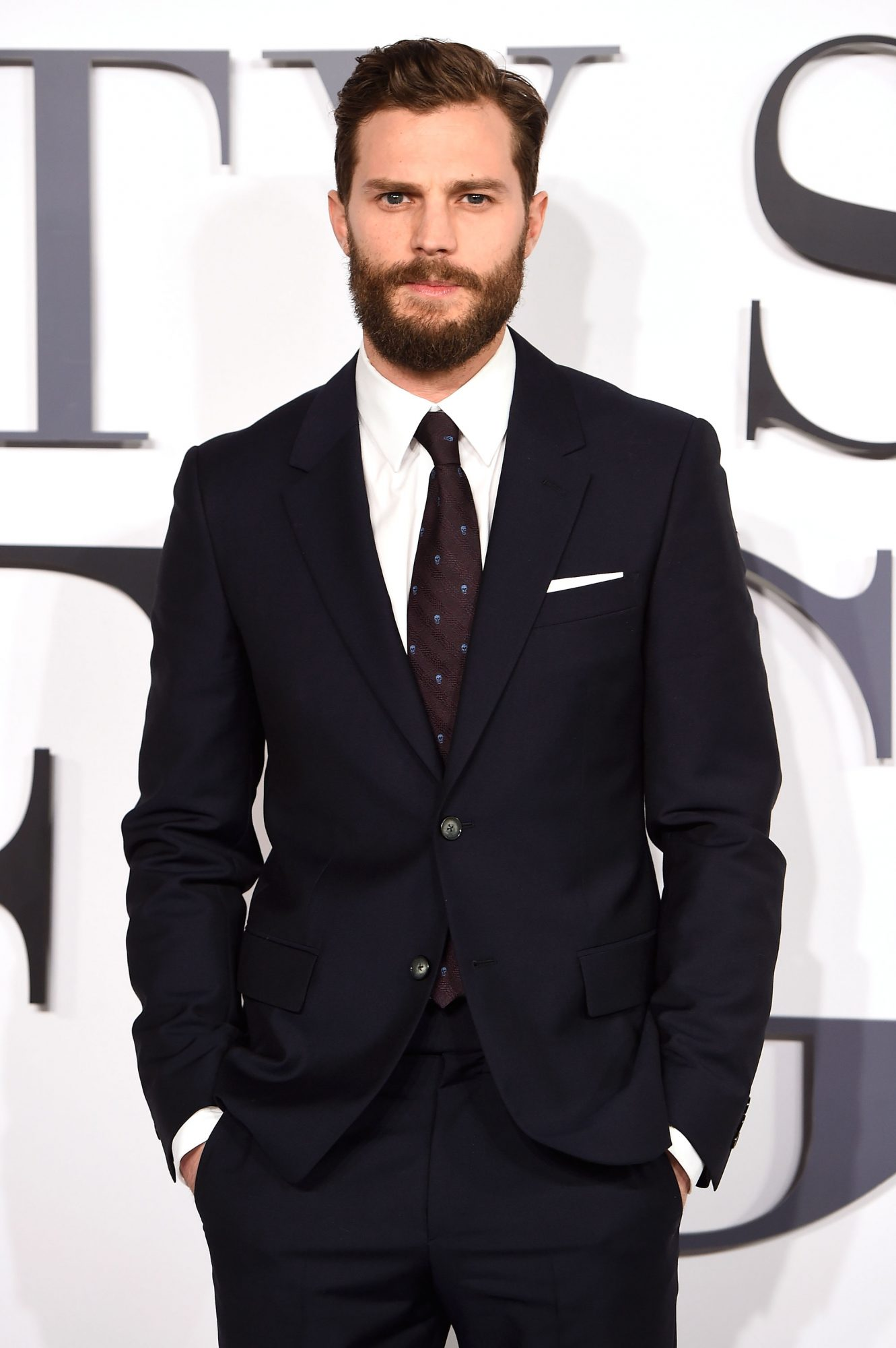 """""""Fifty Shades Of Grey"""" - UK Premiere - Red Carpet Arrivals"""