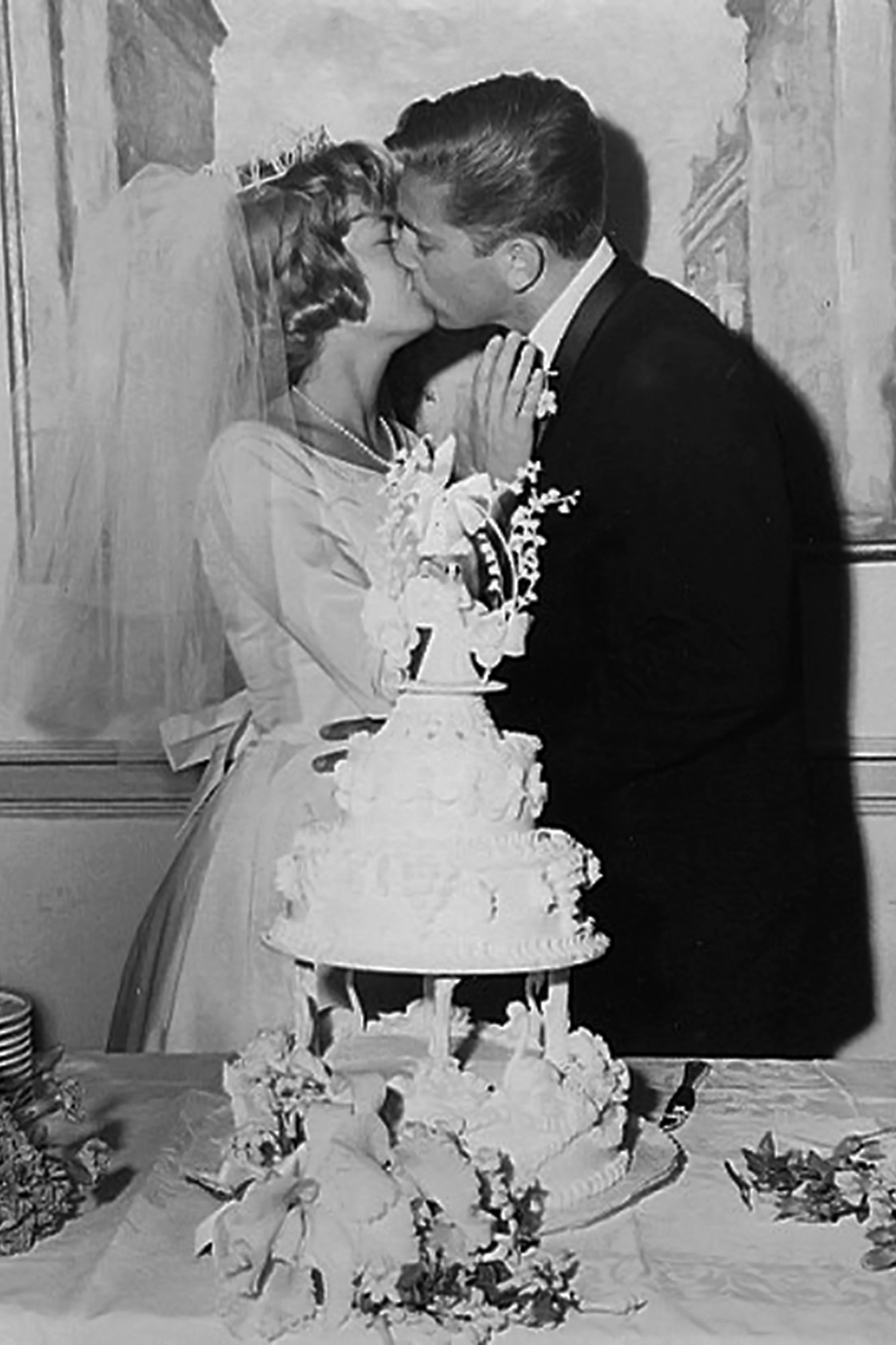 "Jeffrey ""Jeff"" MacDonal on his wedding day to Colette. September 14, 1963, NYC area."